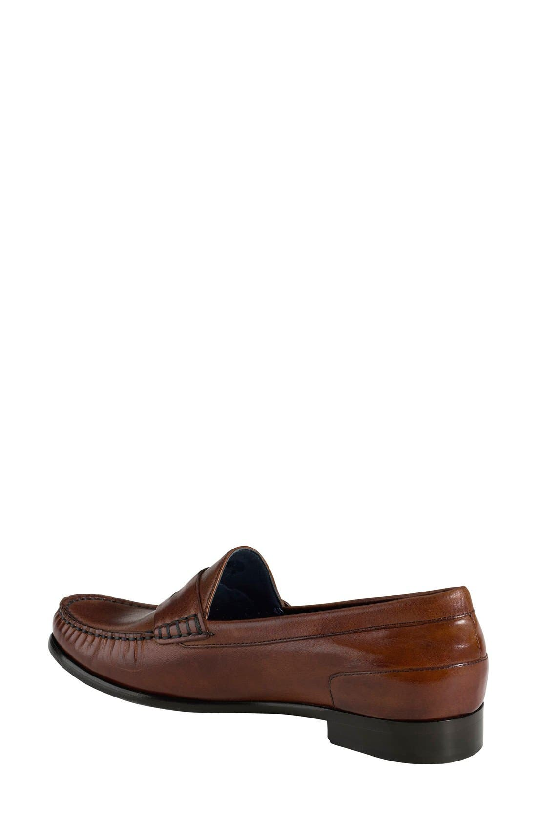 'Laurel' Moc Loafer,                             Alternate thumbnail 2, color,                             200