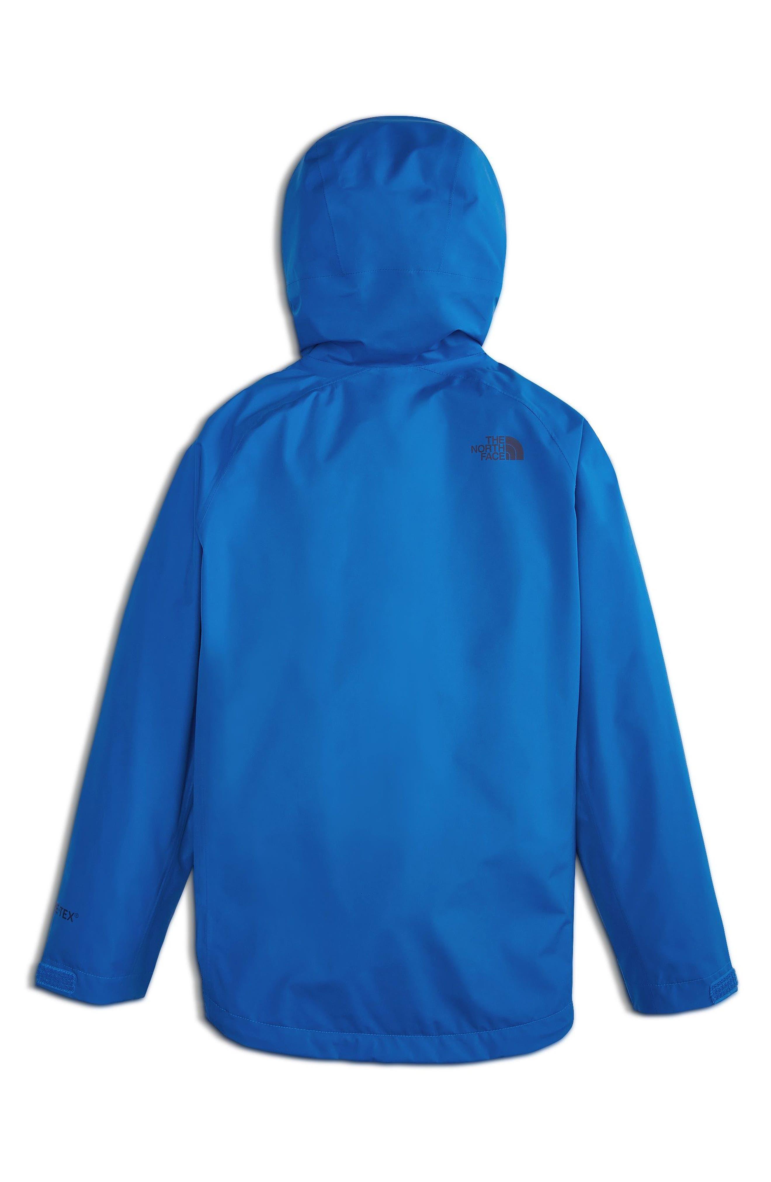 Dryzzle Gore-Tex<sup>®</sup> Waterproof Jacket,                         Main,                         color, TURKISH SEA