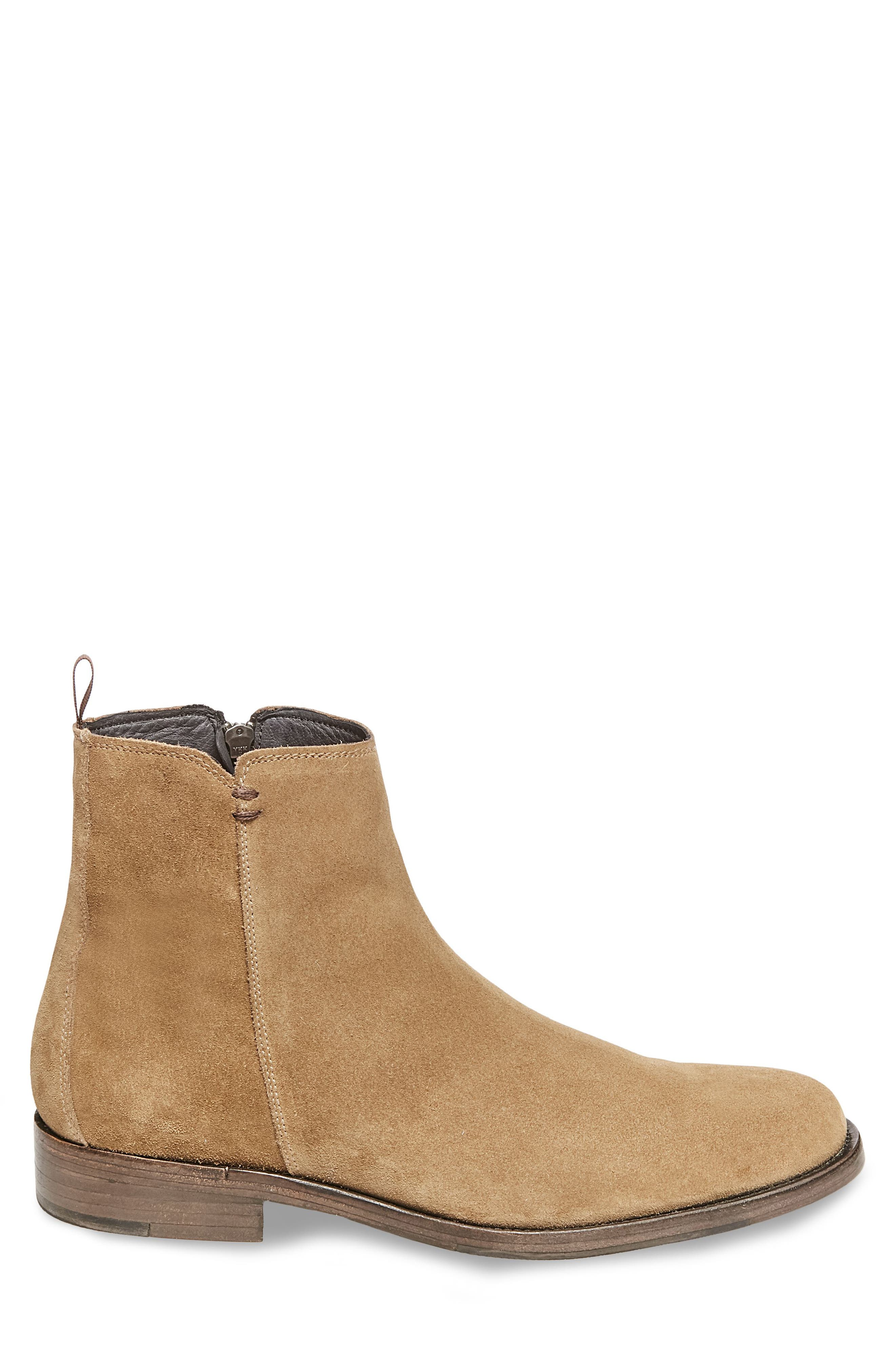 x GQ Fred Zip Boot,                             Alternate thumbnail 3, color,                             209