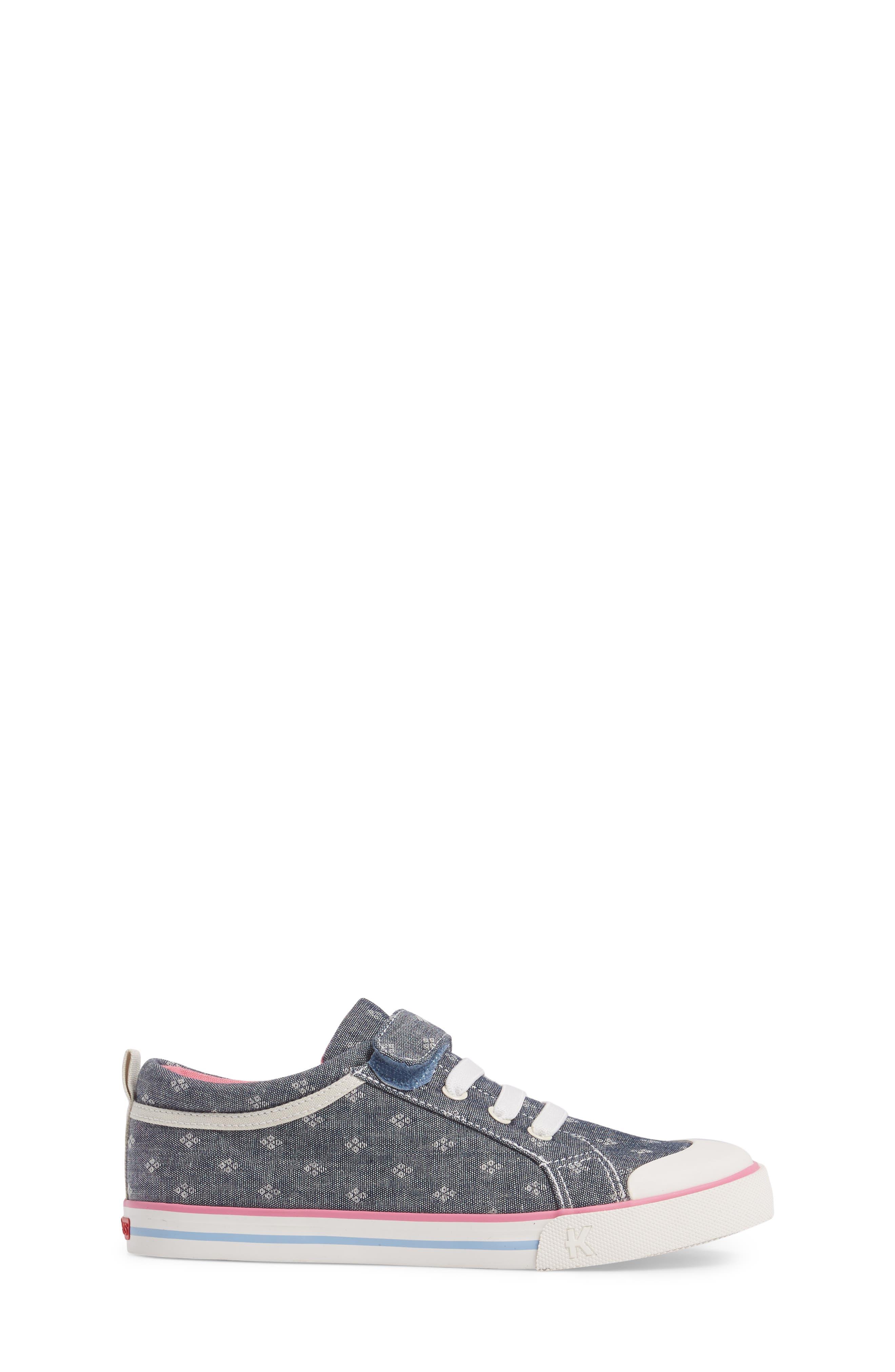'Kristin' Sneaker,                             Alternate thumbnail 3, color,                             400