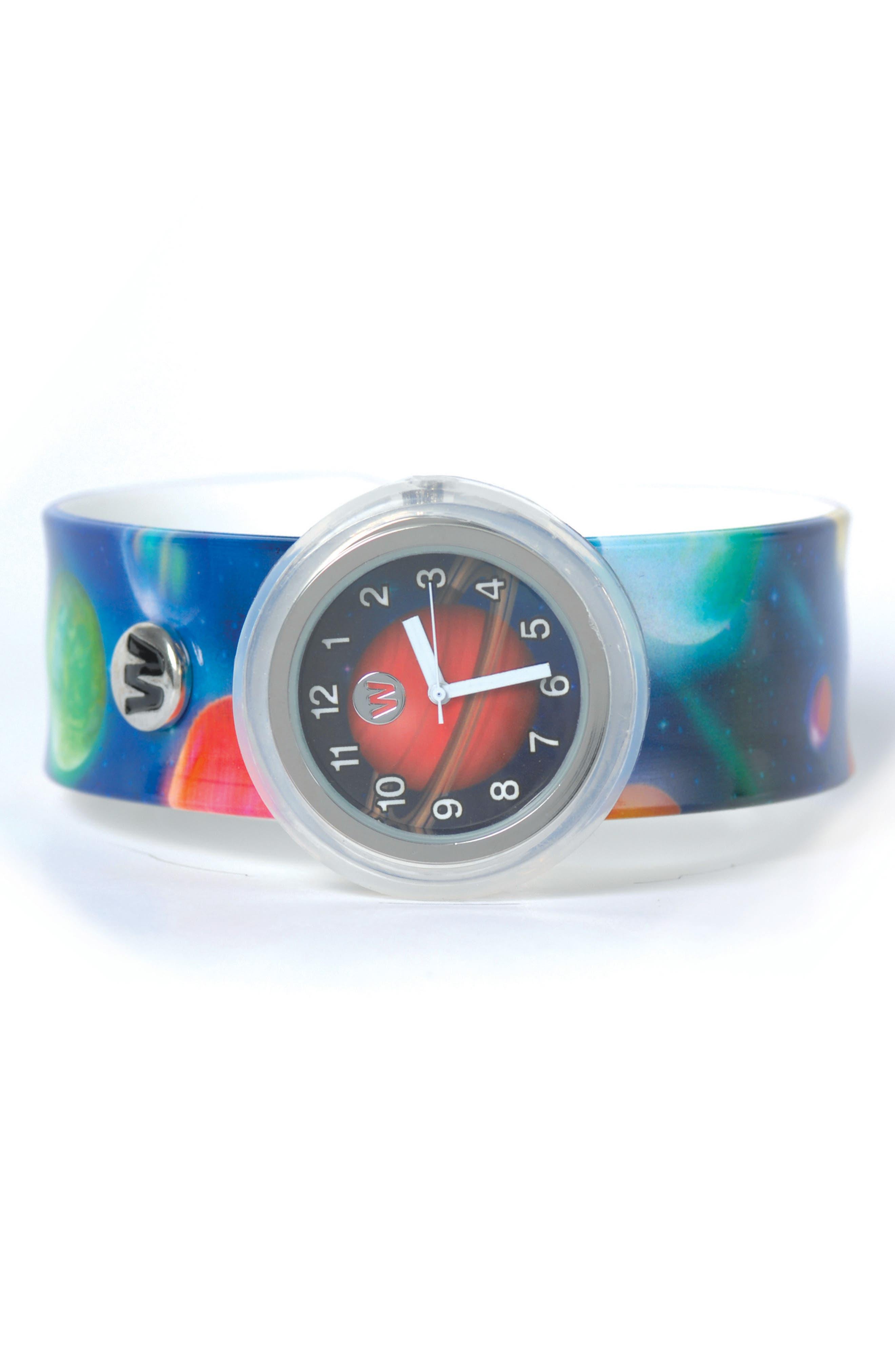 Planets Slap Watch,                         Main,                         color, 400