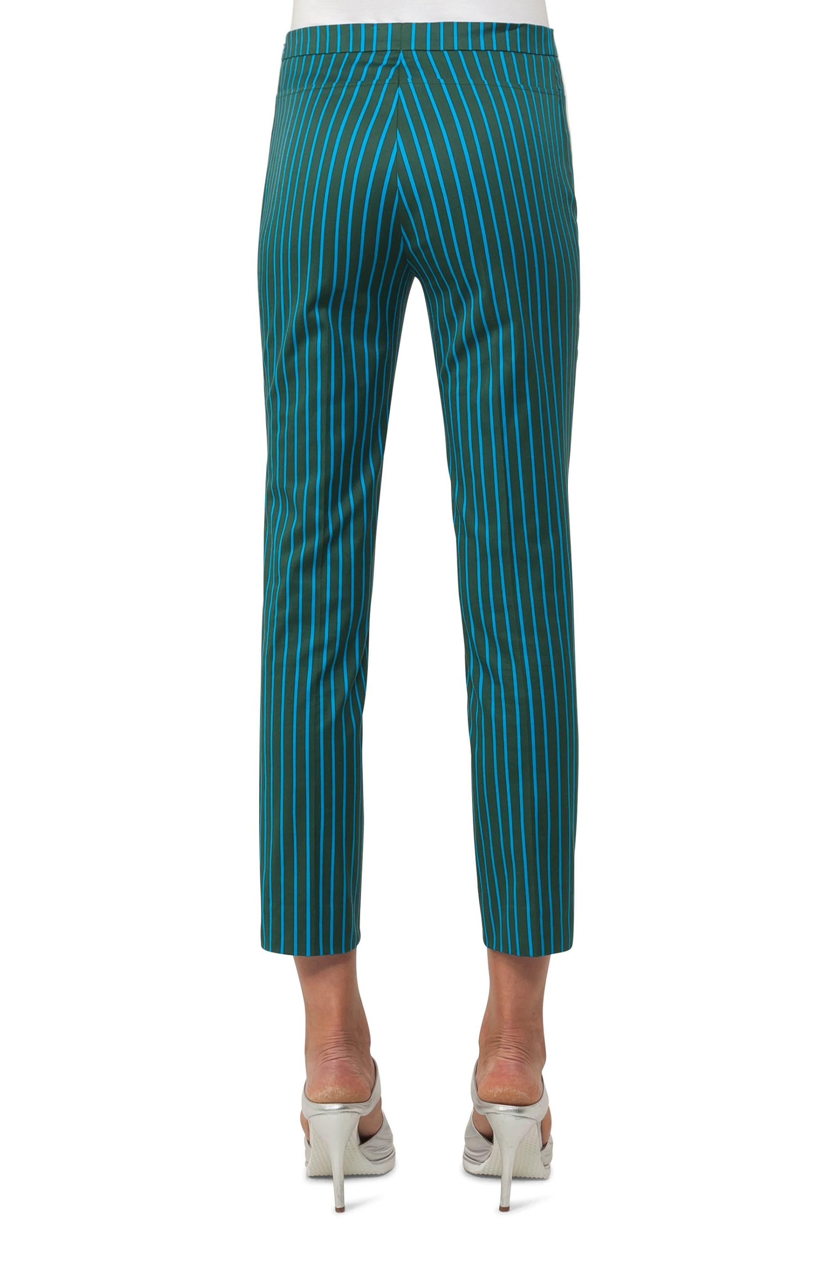 Franca Stripe Pants,                             Alternate thumbnail 2, color,