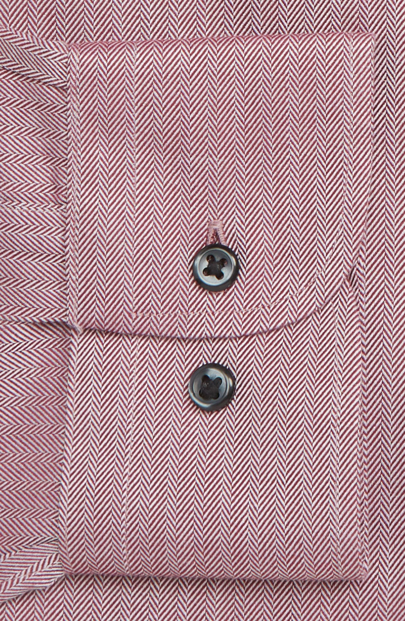 Smartcare<sup>™</sup> Traditional Fit Herringbone Dress Shirt,                             Alternate thumbnail 2, color,                             BURGUNDY ROYALE