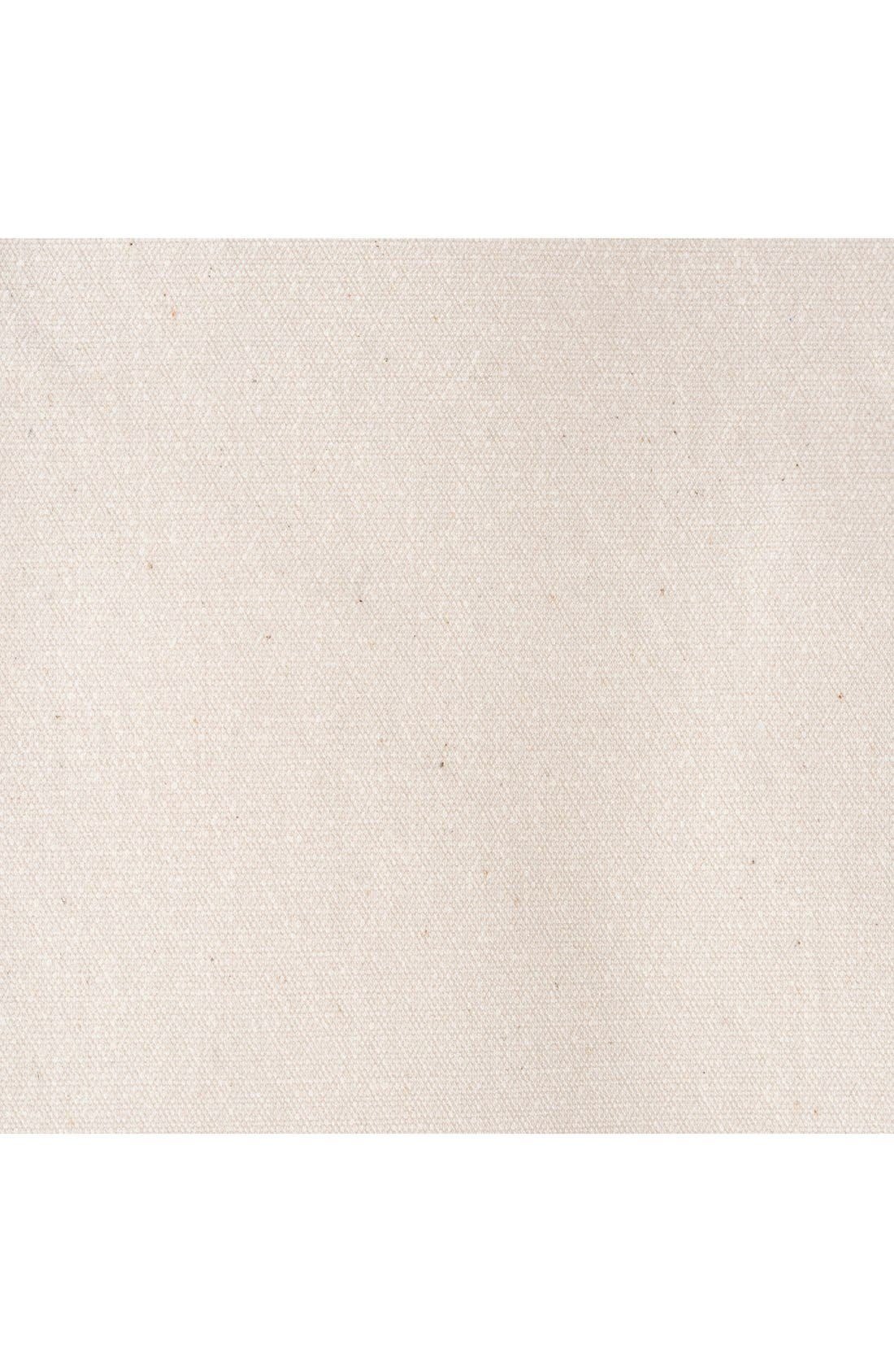 Bassinest<sup>™</sup> Water Resistant Organic Cotton Mattress,                             Alternate thumbnail 3, color,                             IVORY