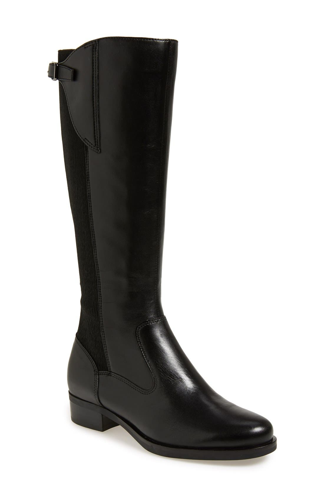 'Adel' Tall Boot, Main, color, 001