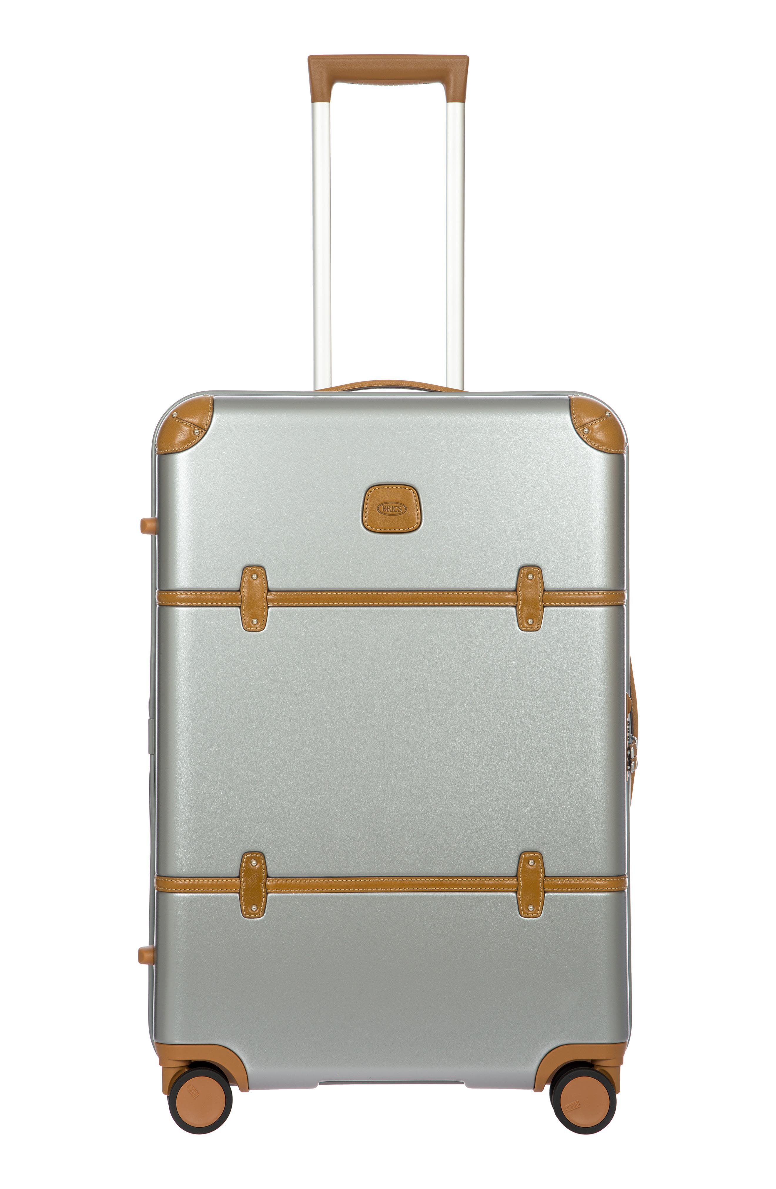 Bellagio 2.0 27-Inch Rolling Spinner Suitcase,                             Main thumbnail 1, color,                             SILVER