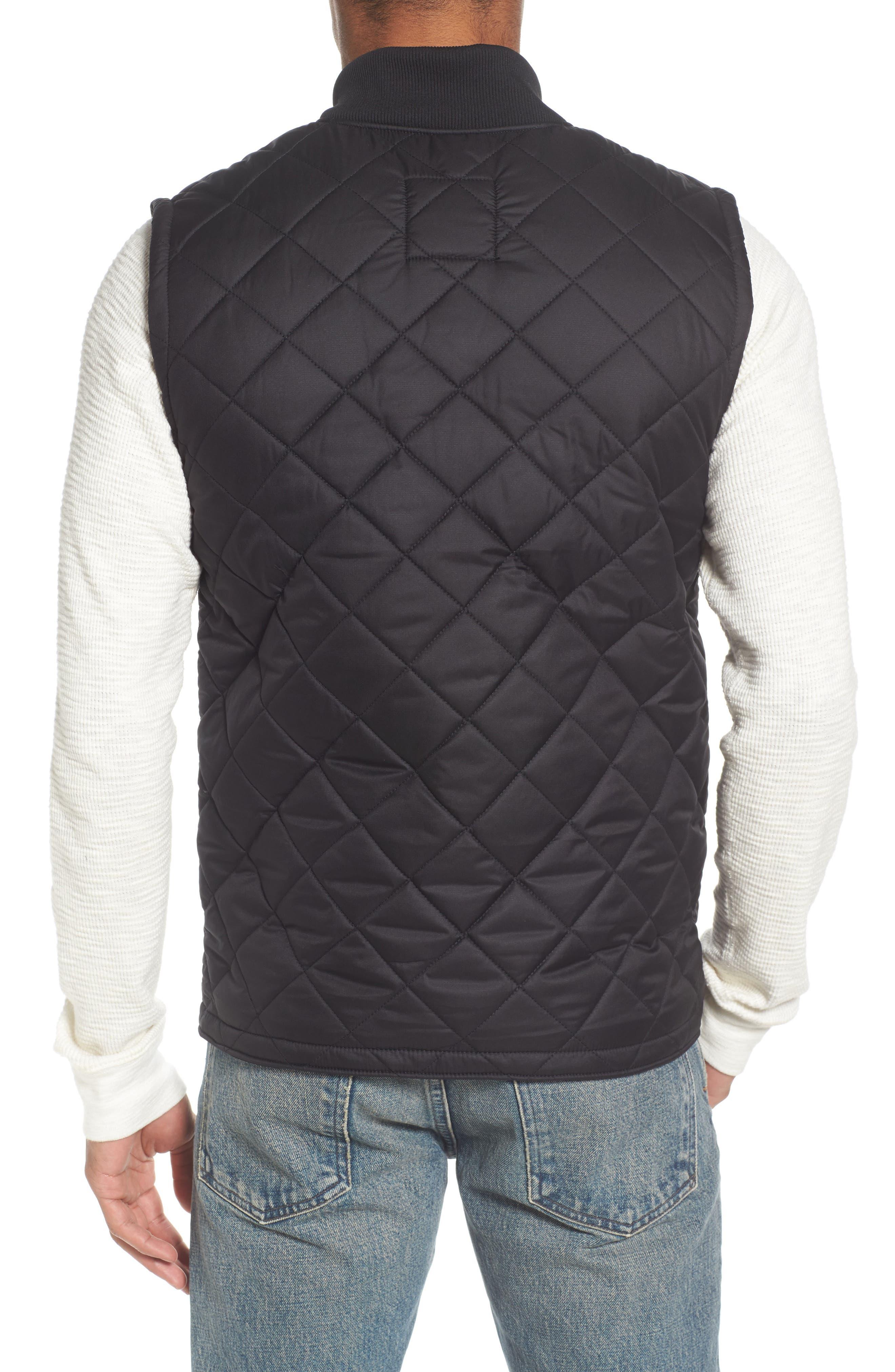Cuchillo Insulated Vest,                             Alternate thumbnail 2, color,                             001