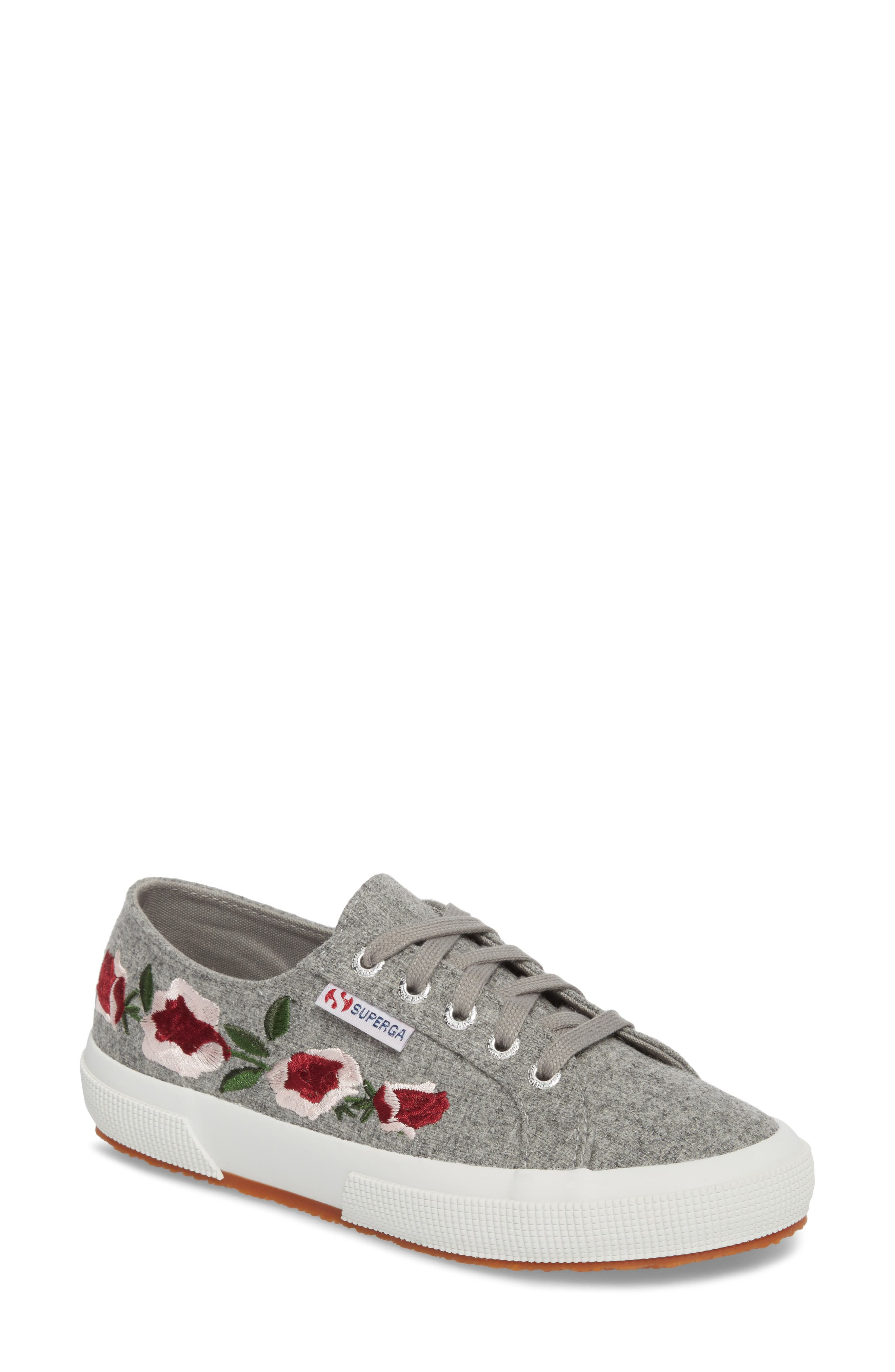 2750 Embroidered Sneaker,                         Main,                         color, 022