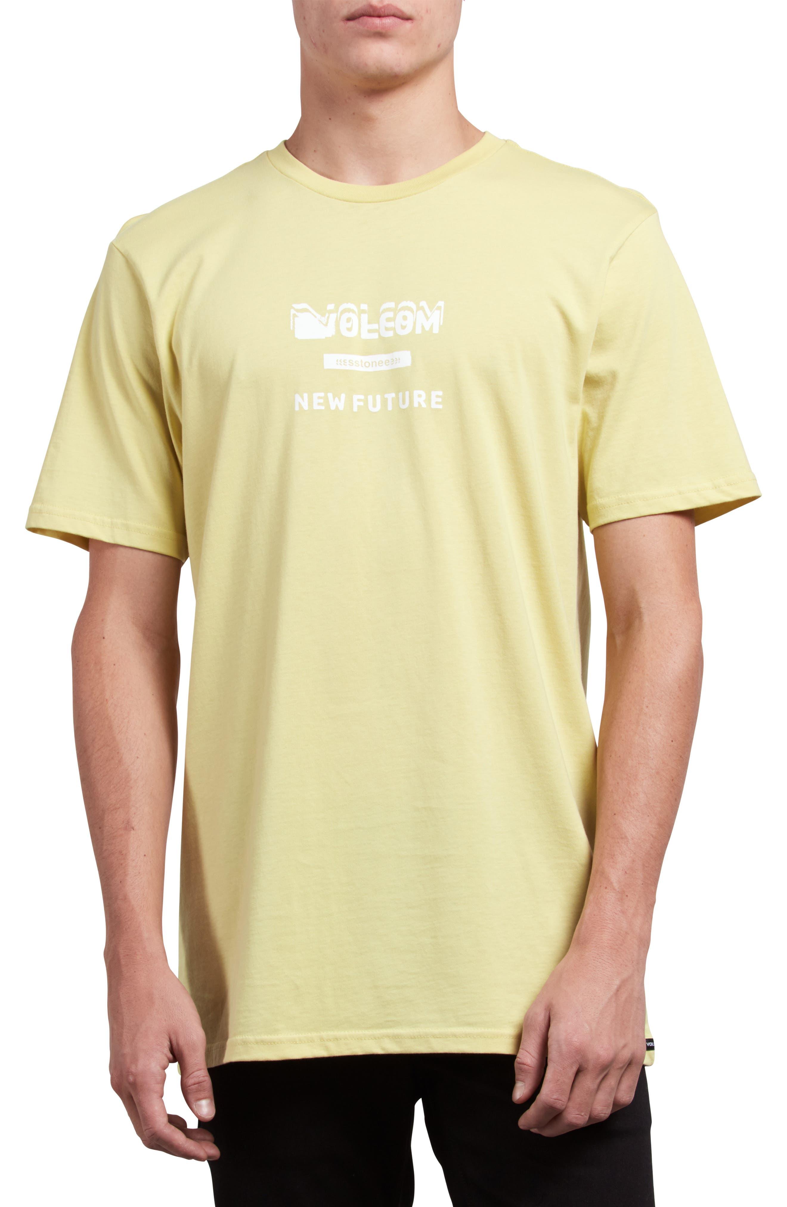Gateway Graphic T-Shirt,                             Main thumbnail 1, color,                             ACID YELLOW