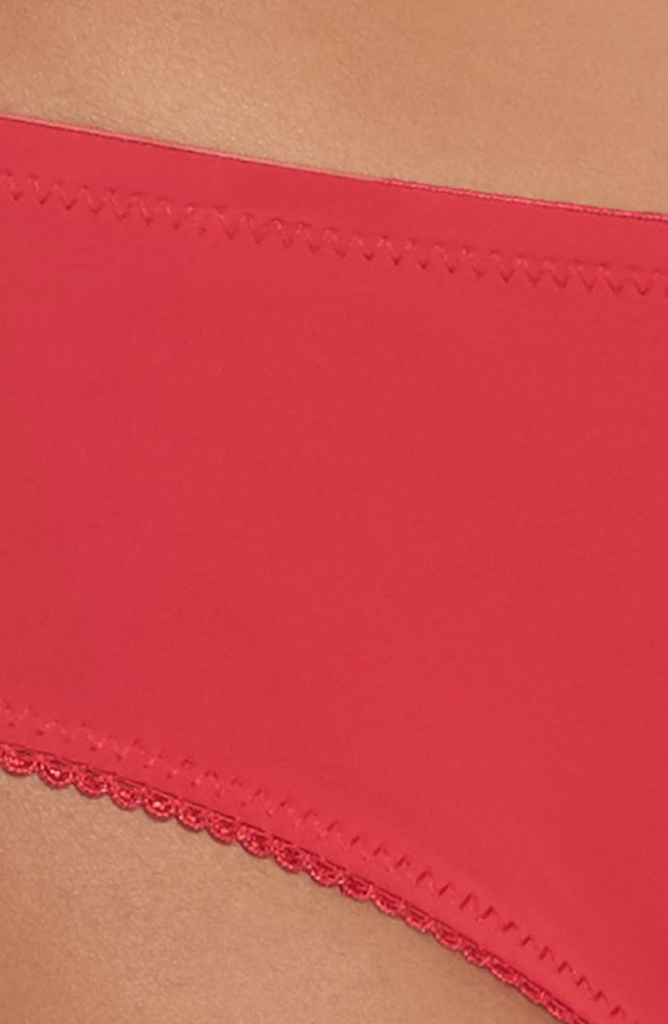 Le Petit Secret Naked Cutout Panties,                             Alternate thumbnail 3, color,