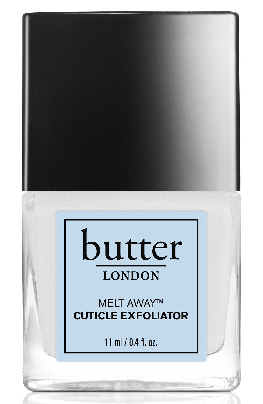 'Melt Away<sup>™</sup>' Cuticle Exfoliator,                             Main thumbnail 1, color,                             000