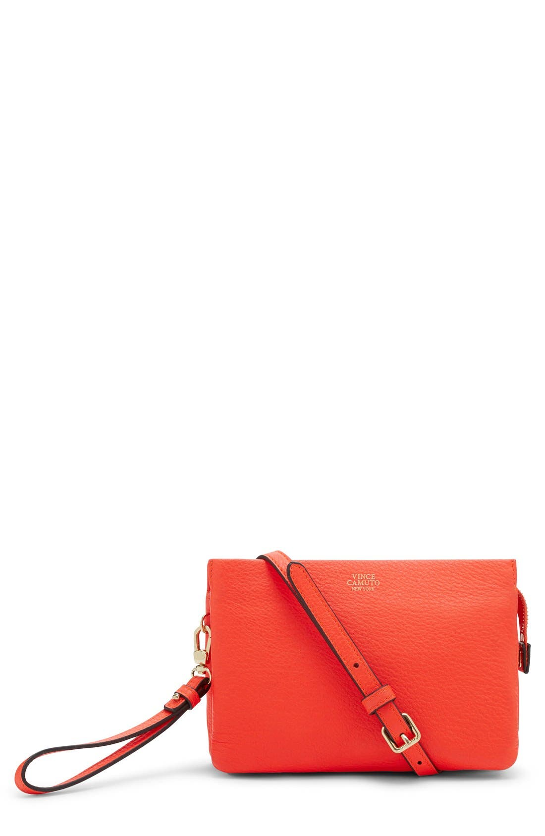 'Cami' Leather Crossbody Bag,                             Main thumbnail 32, color,