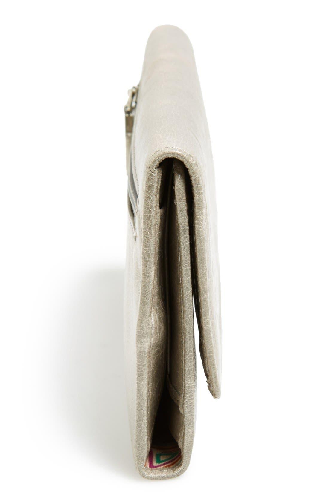 'Sadie' Leather Wallet,                             Alternate thumbnail 146, color,