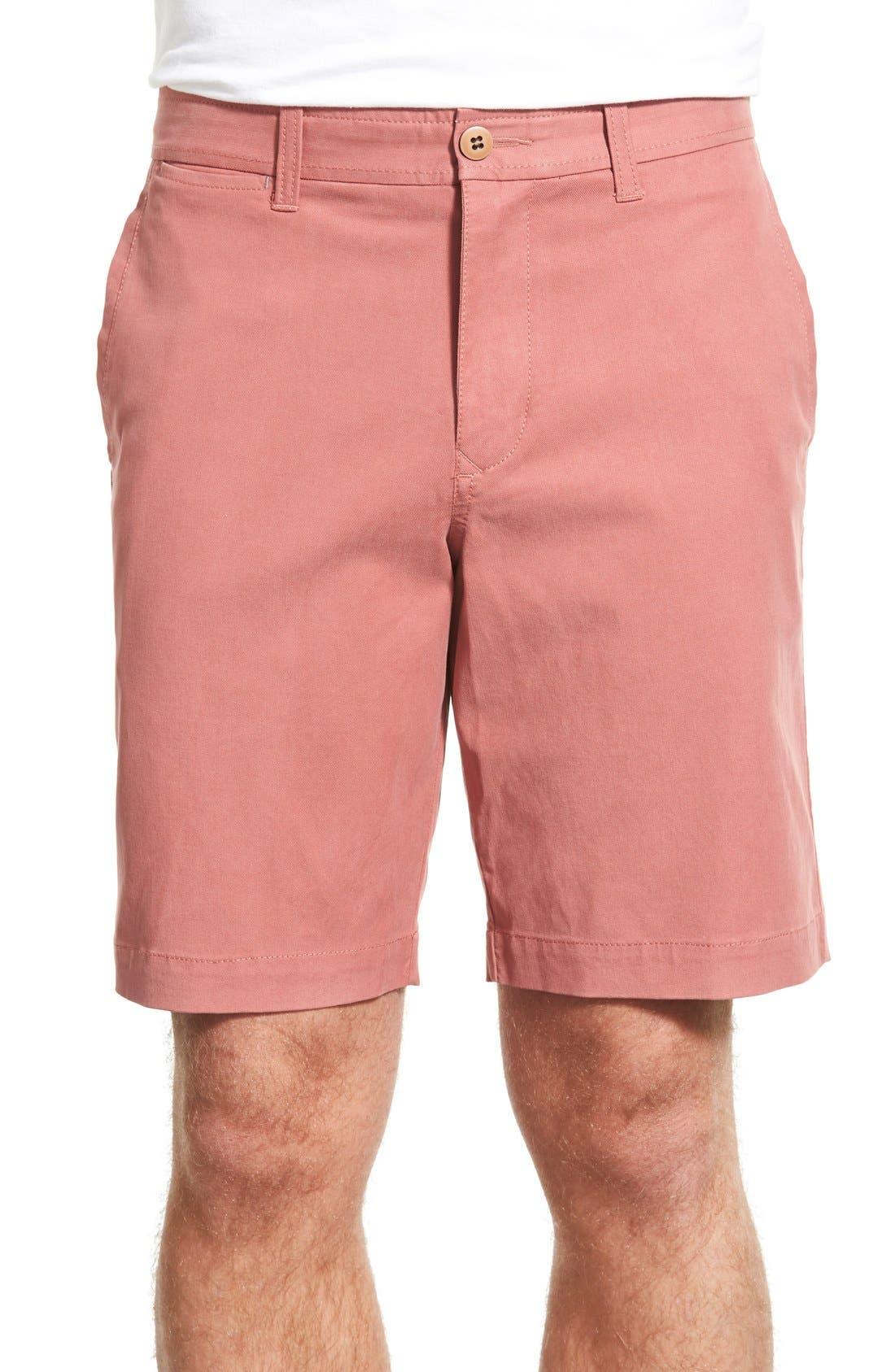 'Offshore' Flat Front Shorts,                             Main thumbnail 13, color,