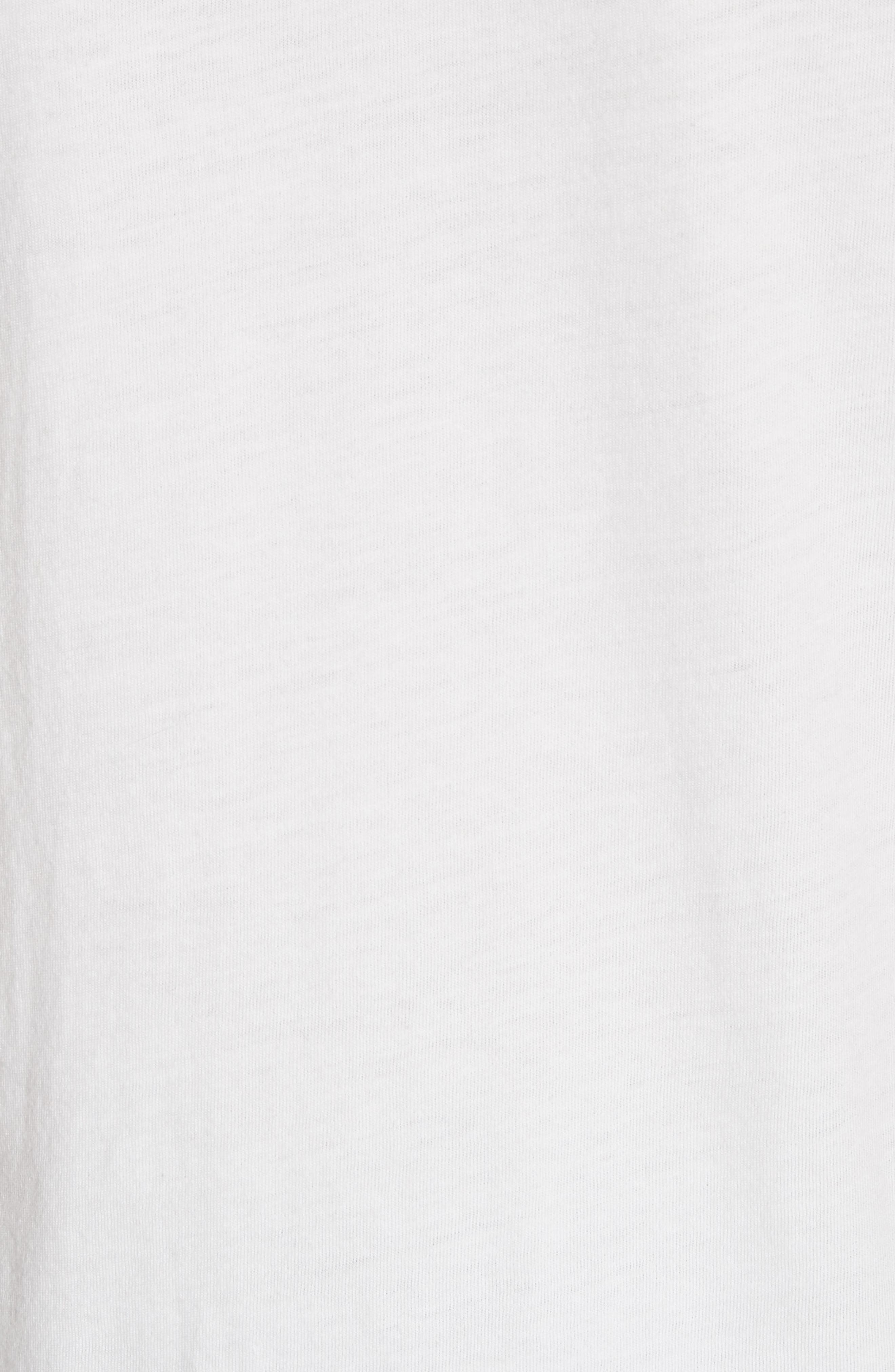 Rylyn Embellished Short Sleeve Tee,                             Alternate thumbnail 5, color,                             106