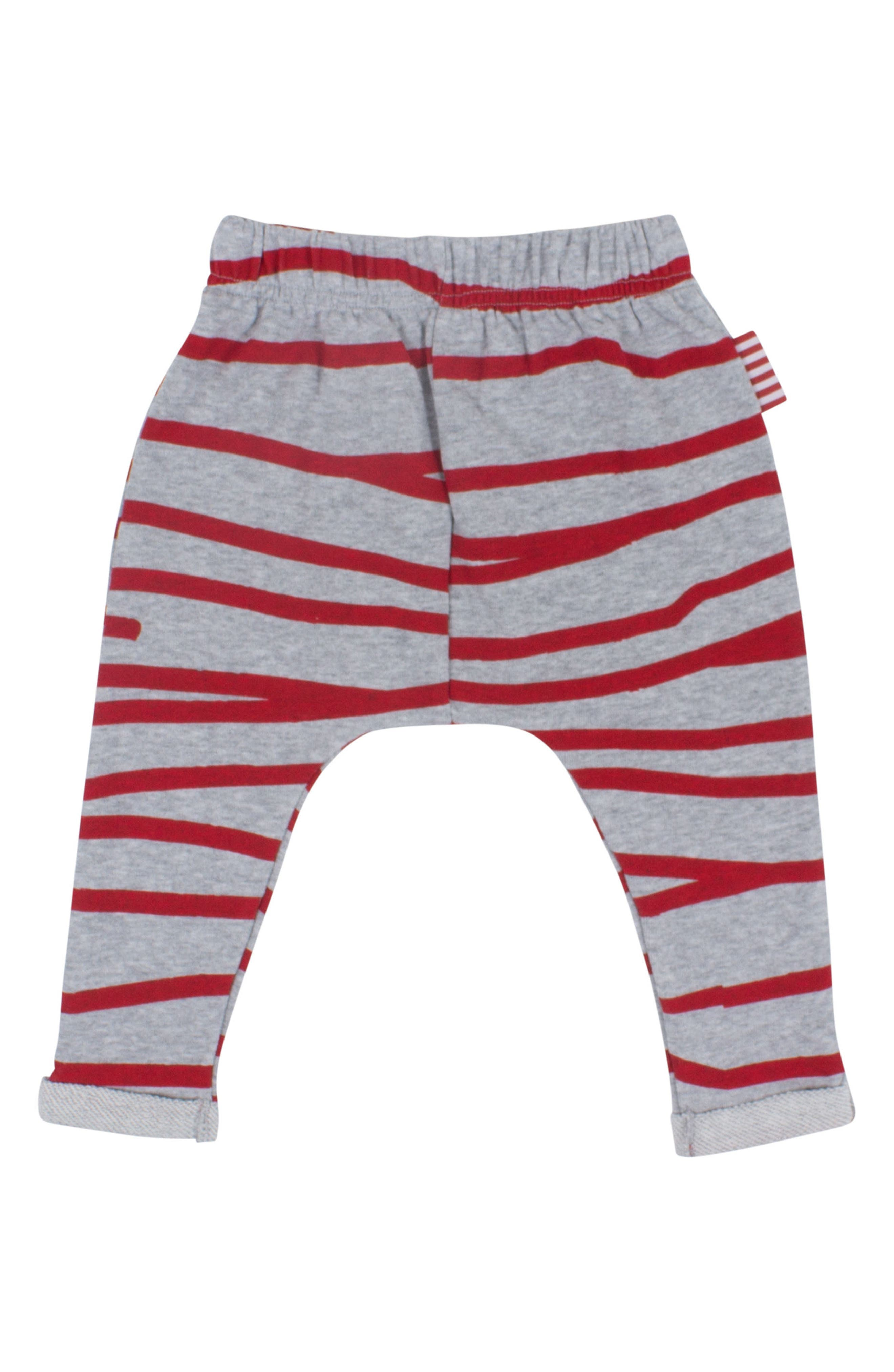 Stripe Jogger Pants,                             Alternate thumbnail 2, color,                             035