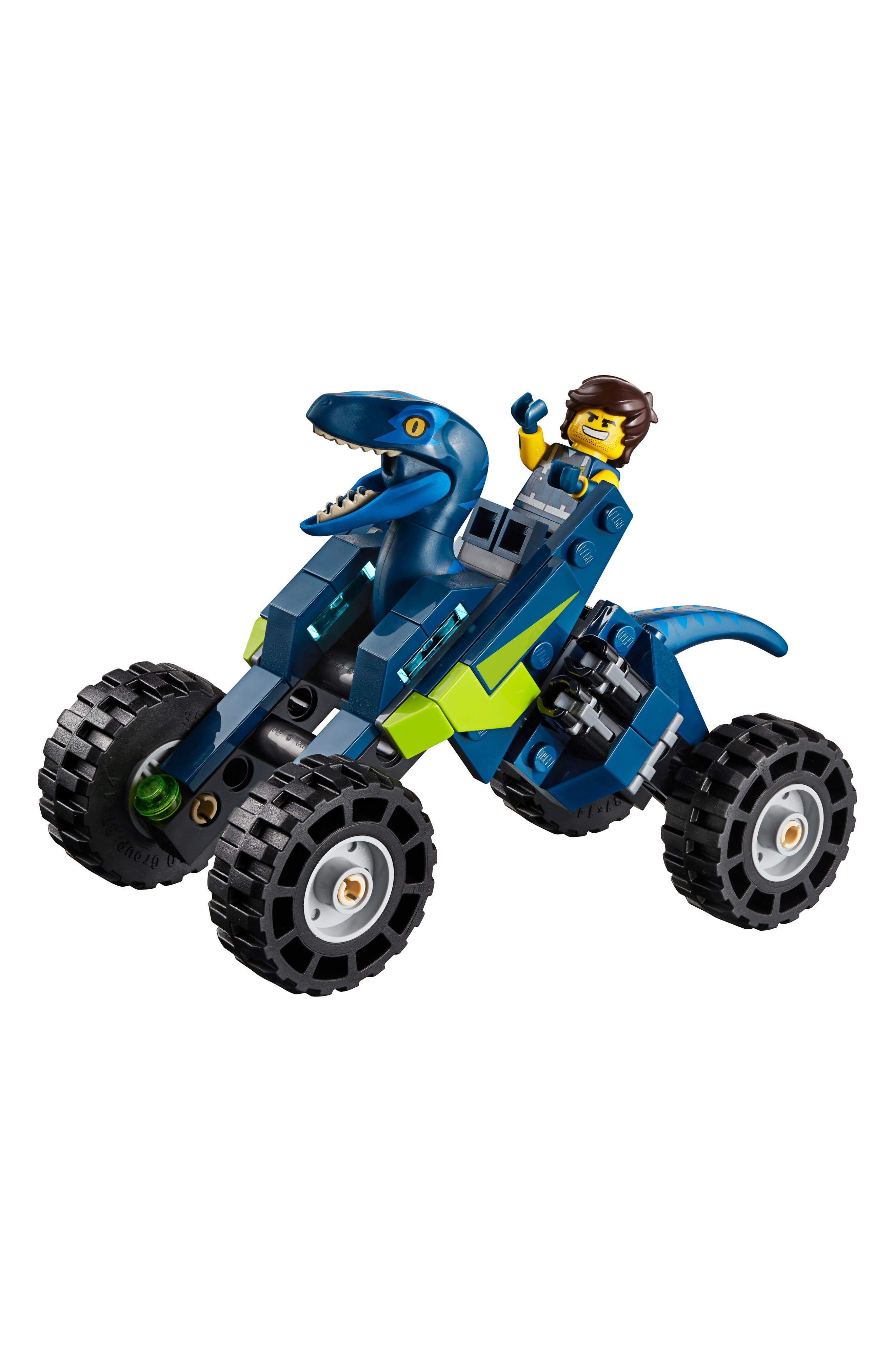 LEGO<SUP>®</SUP>,                             The LEGO<sup>®</sup> Movie 2 Rex's 3-in-1 Rex-treme Offroader Toy - 70826,                             Alternate thumbnail 4, color,                             960