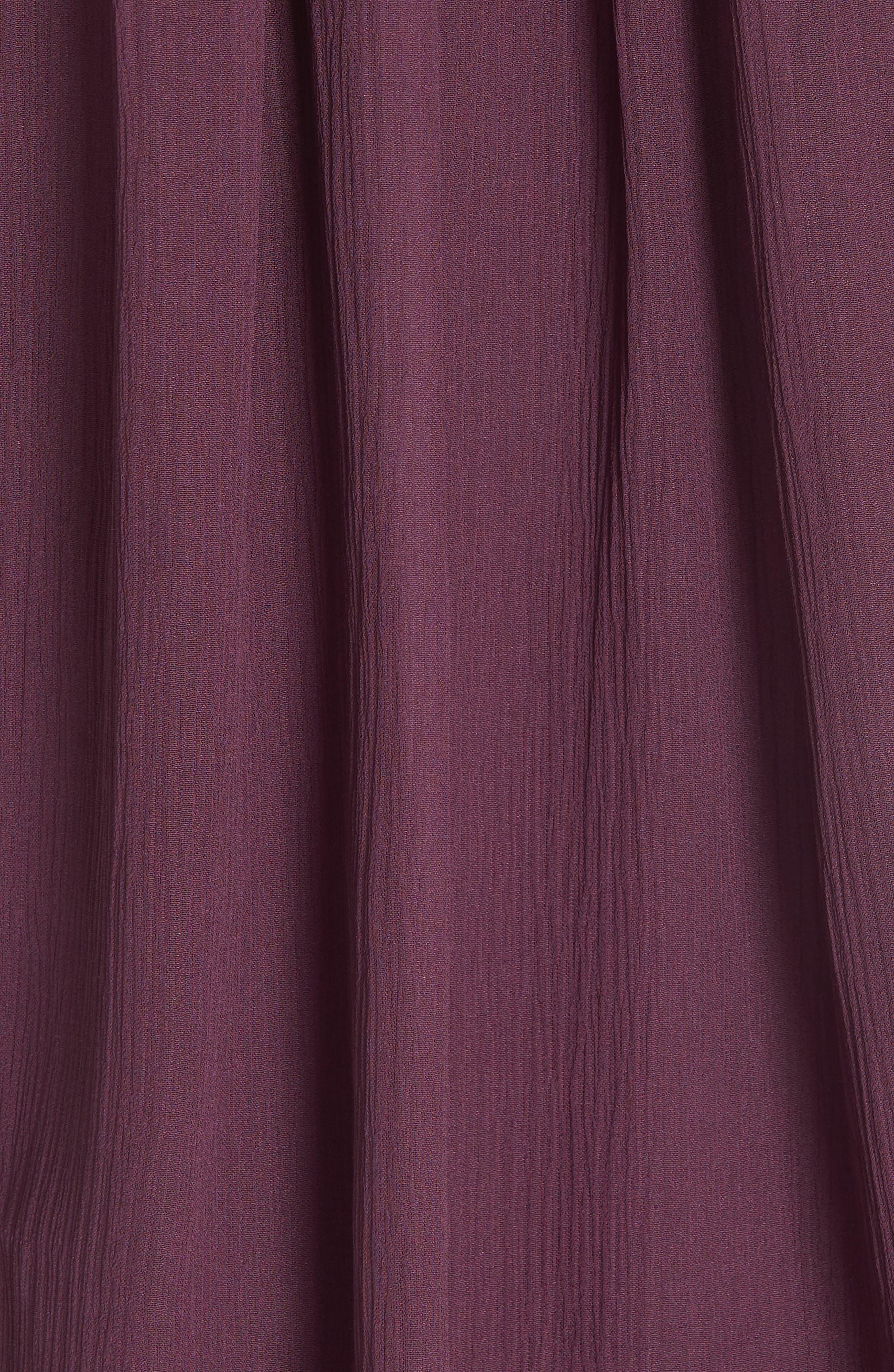 POLO RALPH LAUREN,                             Silk Peasant Blouse,                             Alternate thumbnail 5, color,                             930