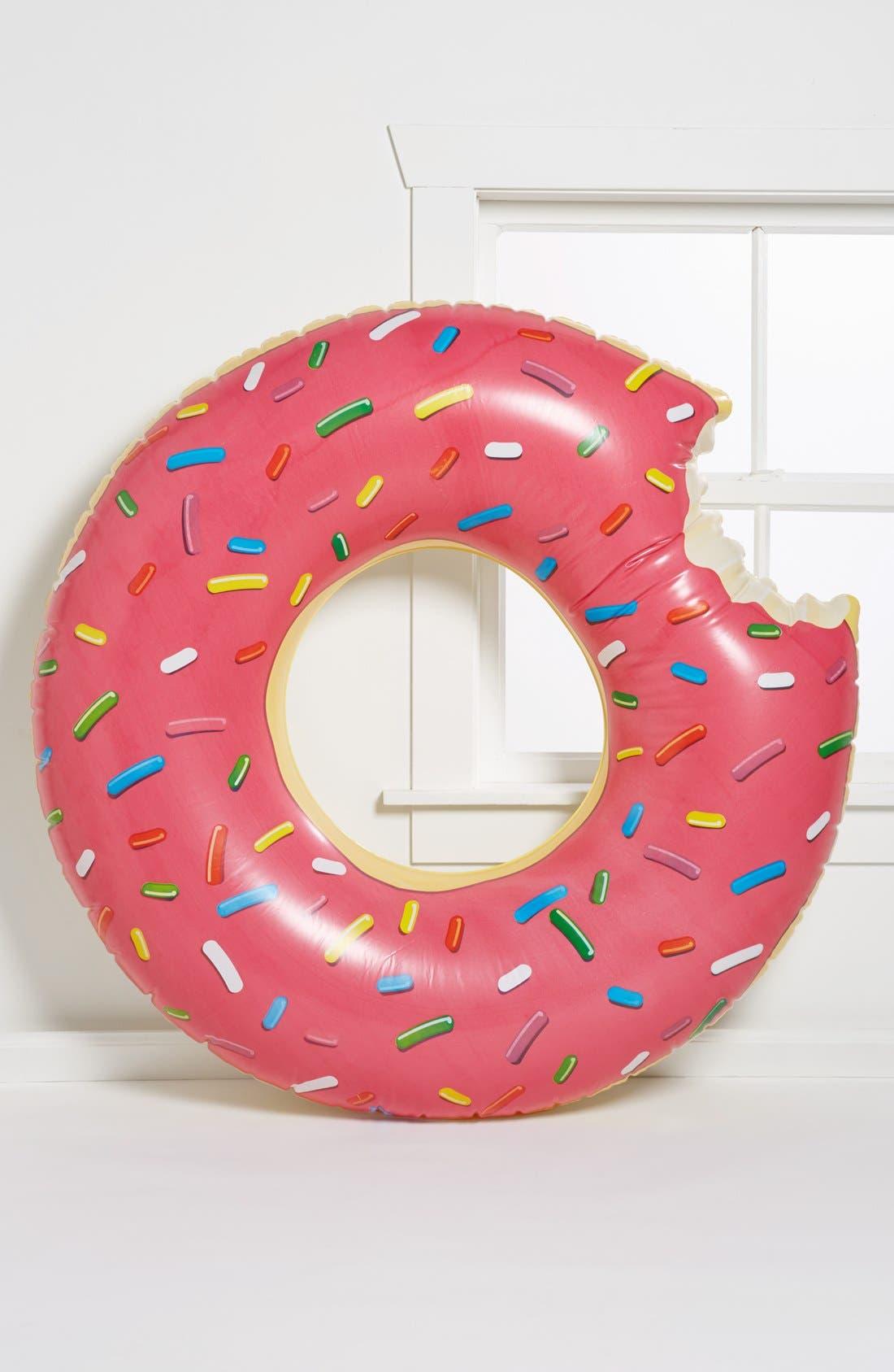 BIGMOUTH INC  'Gigantic Donut' Pool Floatie, Main, color, 650