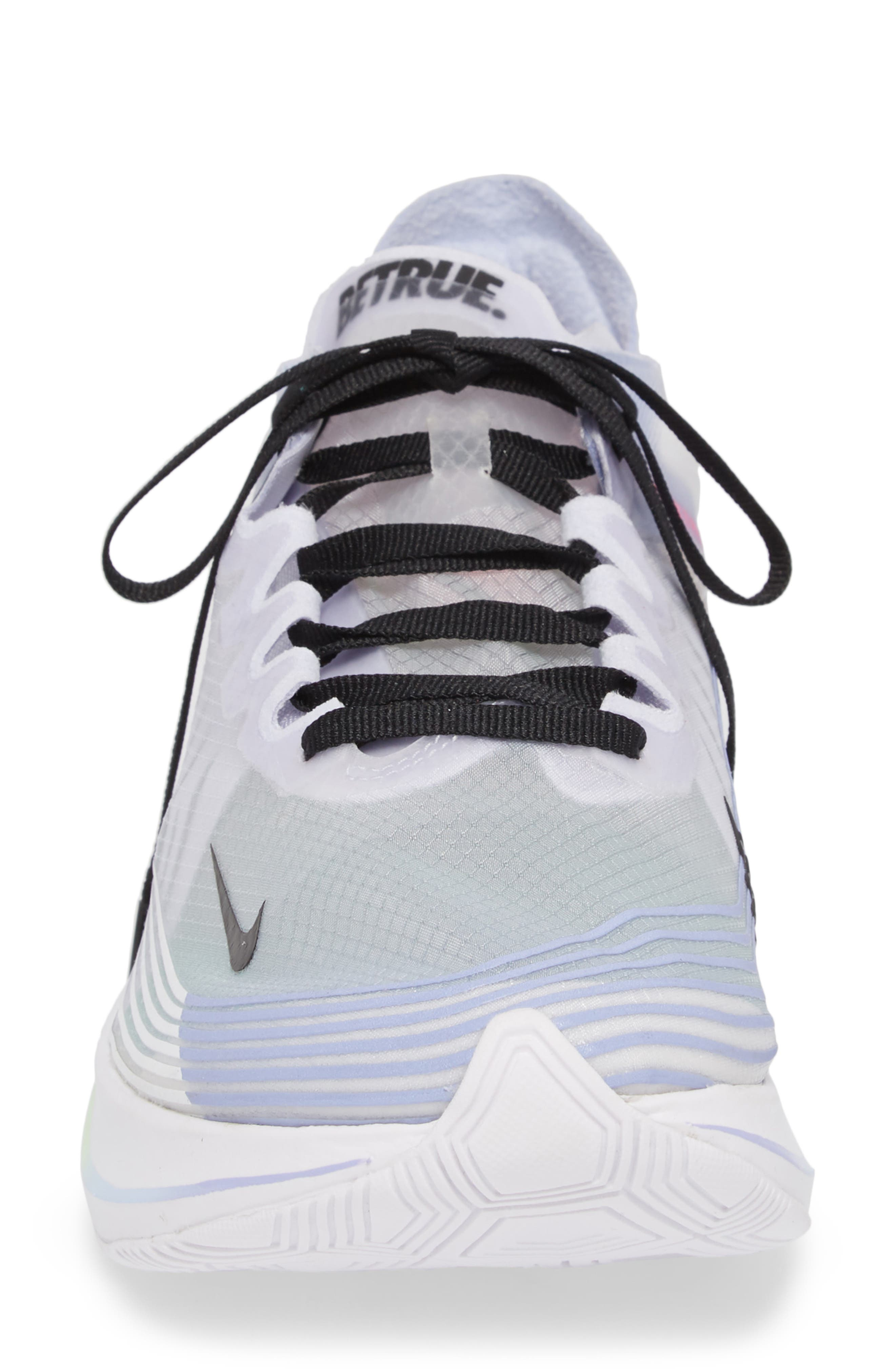Nordstrom x Nike Zoom Fly BETRUE Running Shoe,                             Alternate thumbnail 4, color,                             105