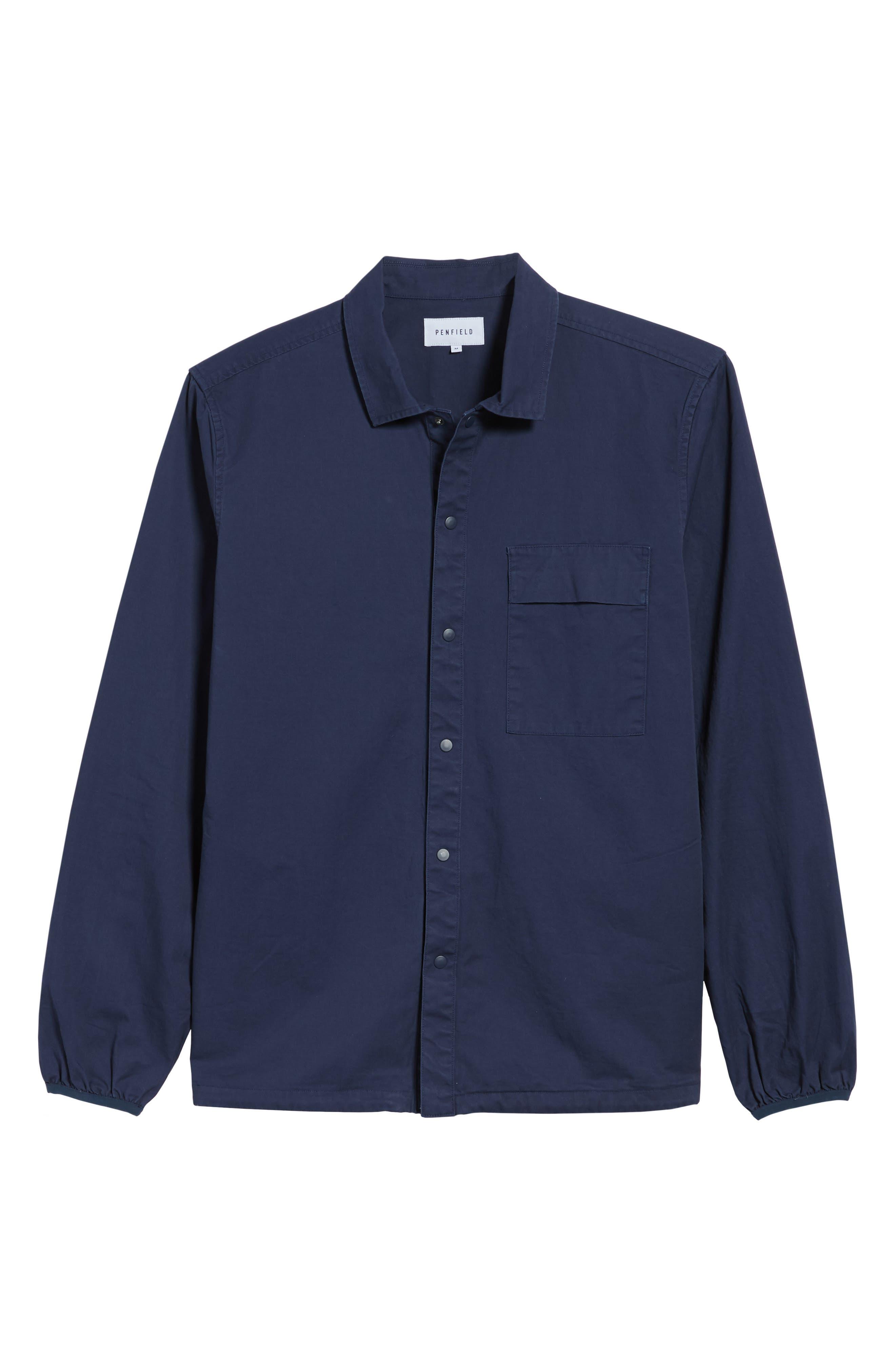 Blackstone Shirt Jacket,                             Alternate thumbnail 5, color,                             400