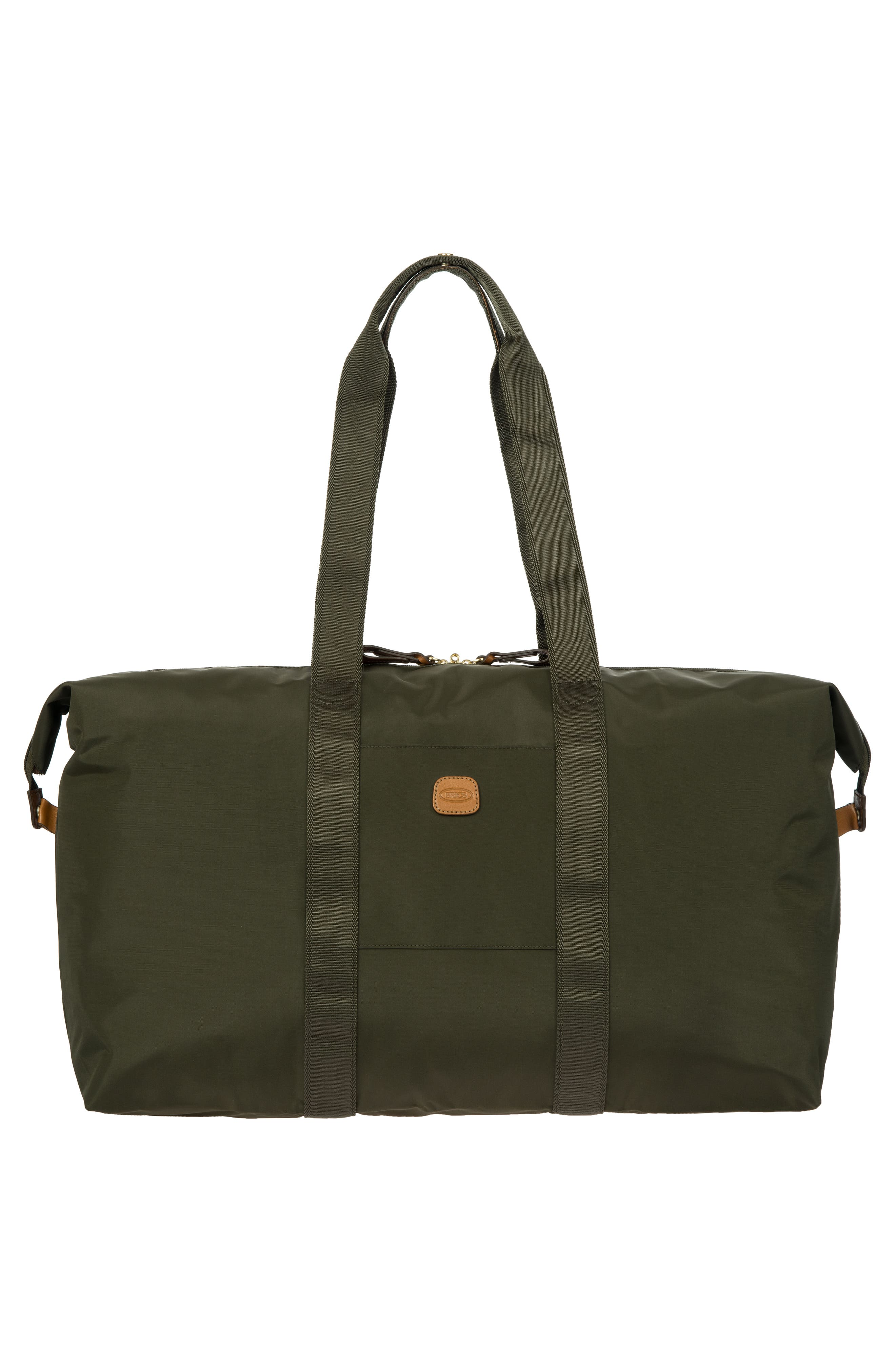 X-Bag 22-Inch Folding Duffel Bag,                             Alternate thumbnail 5, color,                             OLIVE