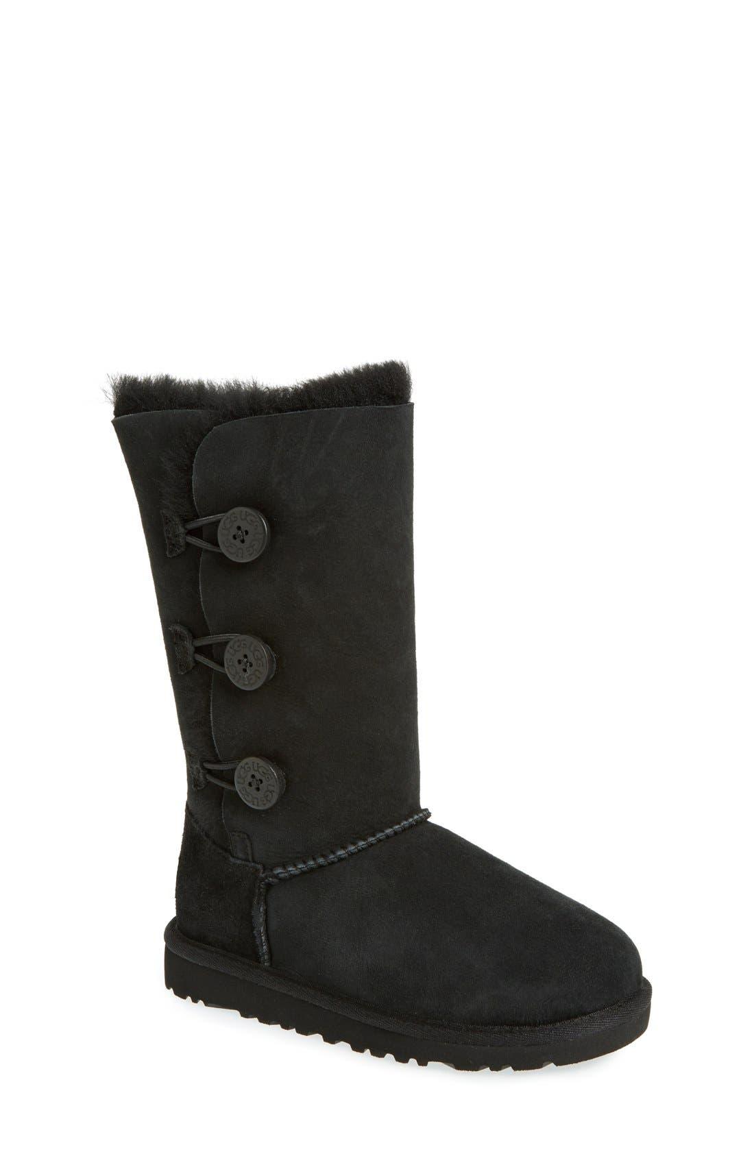 'Bailey Button Triplet' Boot, Main, color, 001
