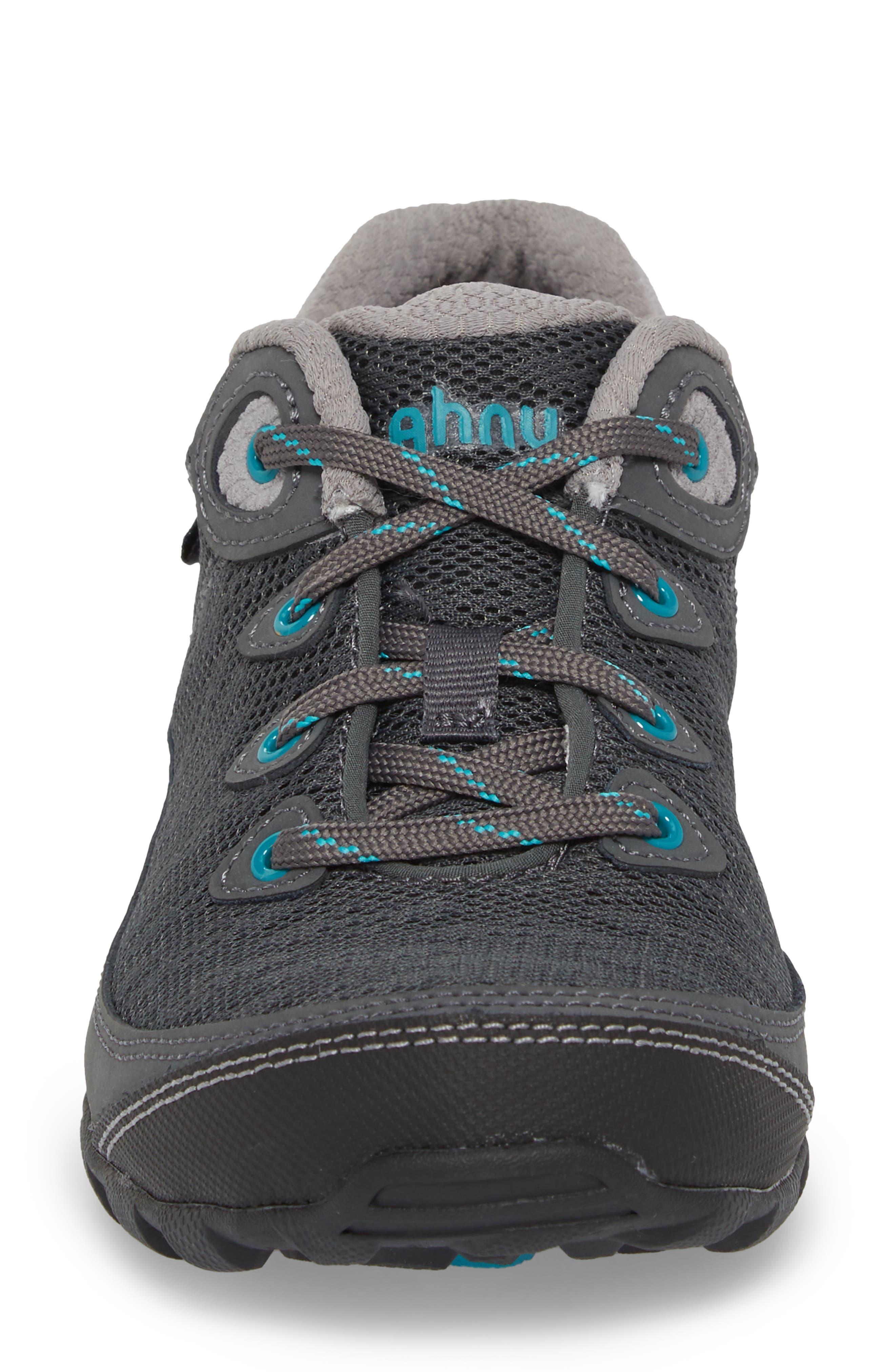 Ahnu by Teva Sugarpine II Air Mesh Hiking Waterproof Sneaker,                             Alternate thumbnail 4, color,                             025