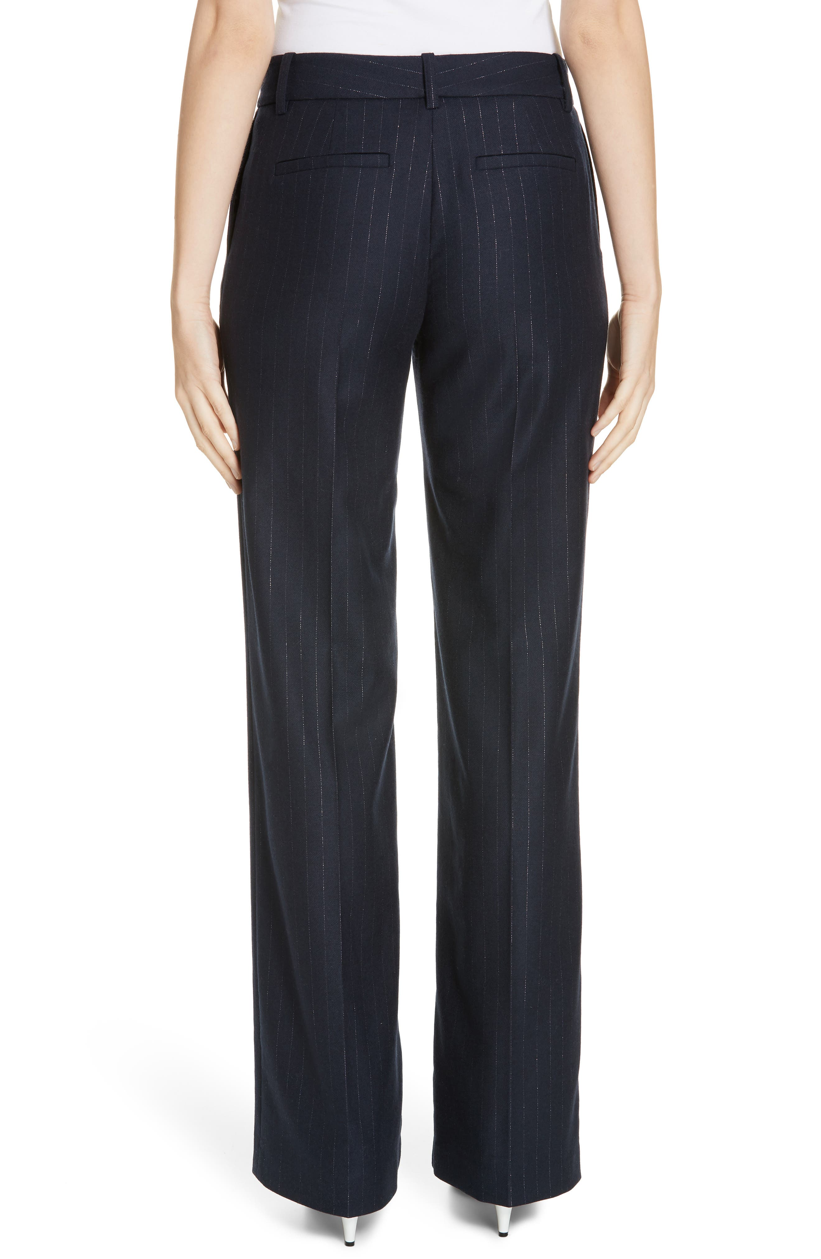 Hagan Trousers,                             Alternate thumbnail 2, color,                             NAVY