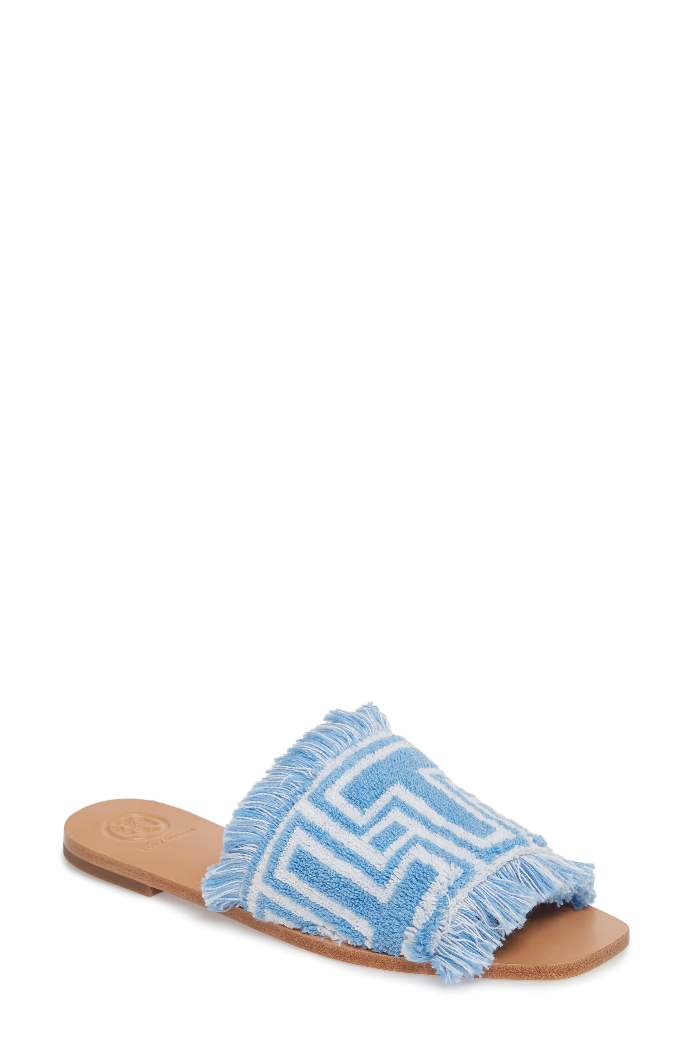 T-Tile Slide Sandal,                             Main thumbnail 1, color,                             412