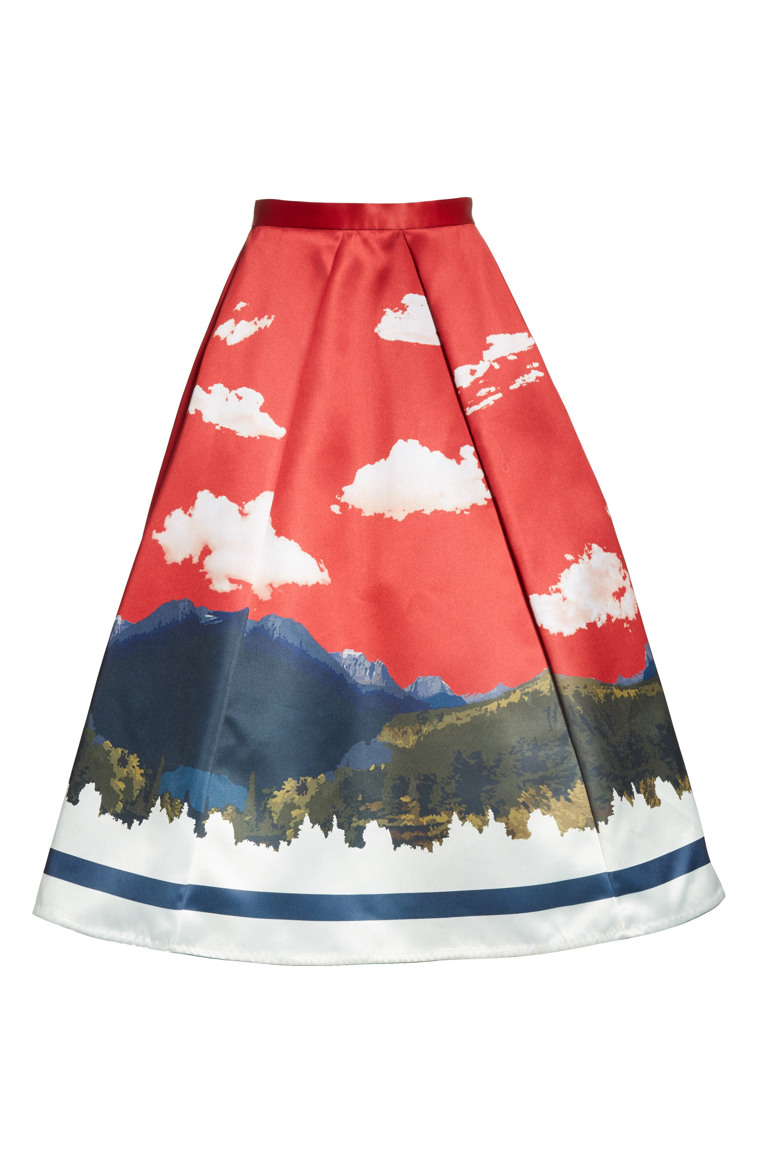 Day/Night Reversible Skirt,                             Alternate thumbnail 7, color,                             600