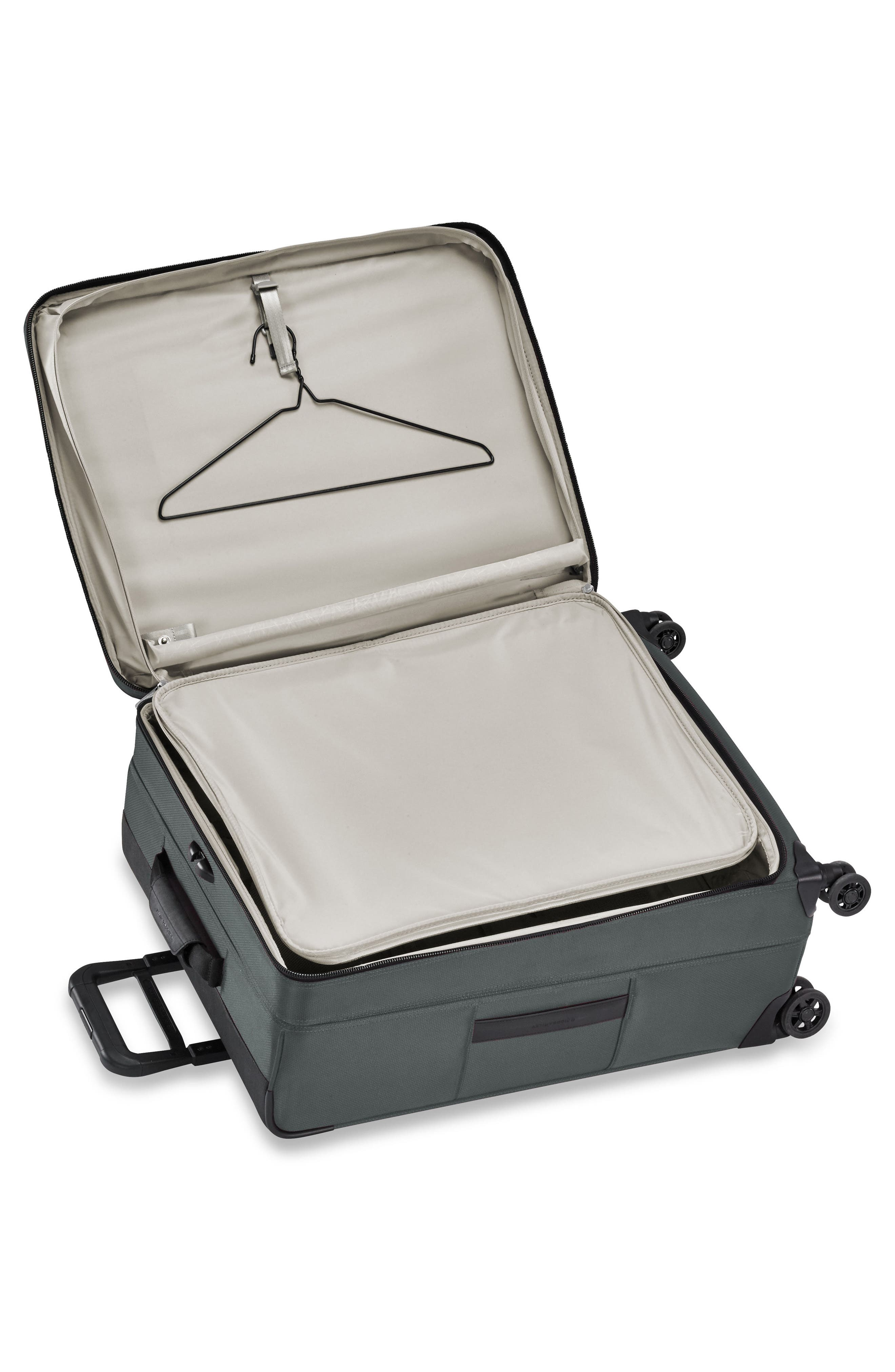 Transcend VX Medium Expandable 26-Inch Spinner Suitcase,                             Alternate thumbnail 2, color,                             SLATE GREY