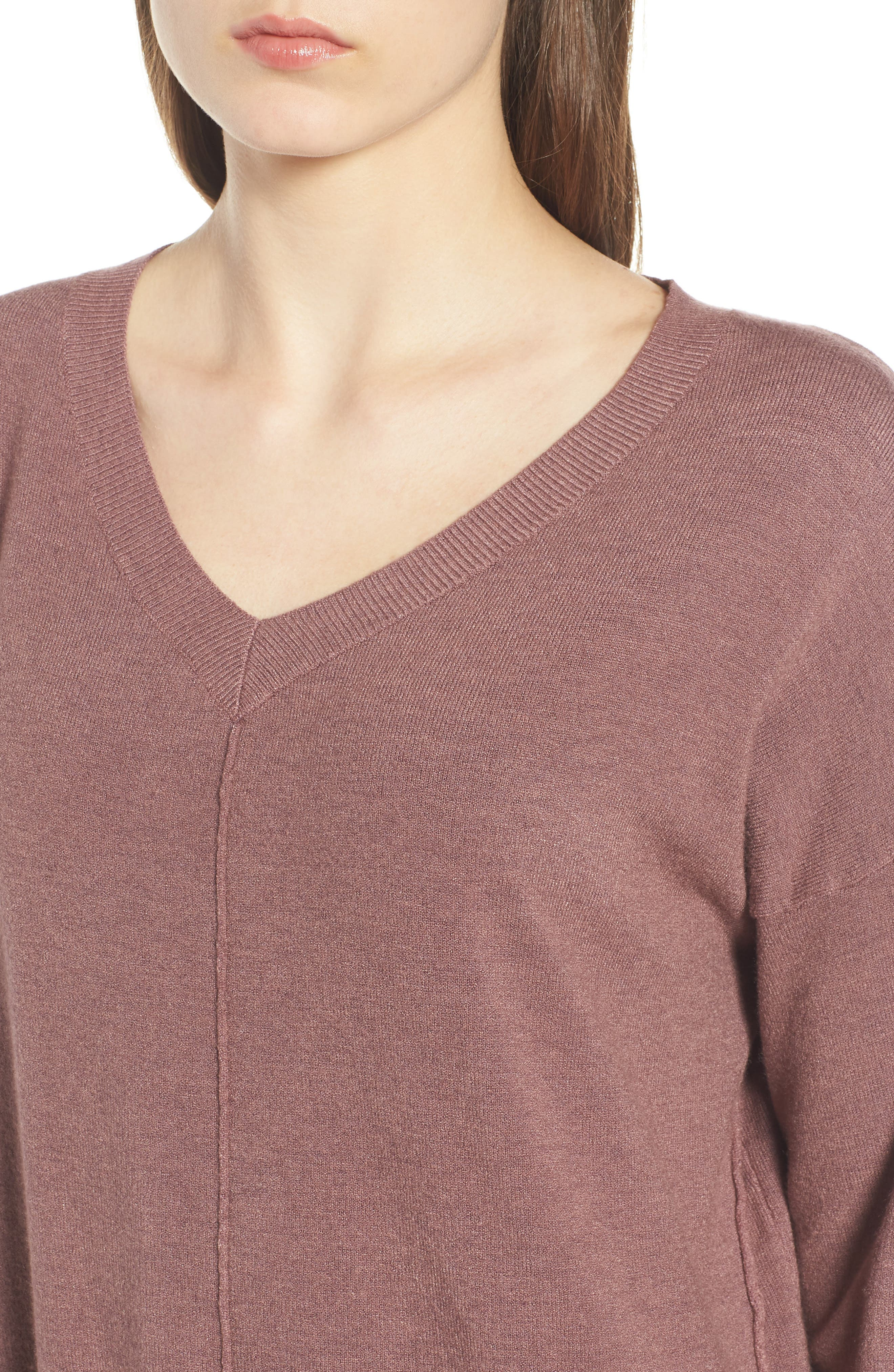 Exposed Seam Sweater,                             Alternate thumbnail 21, color,