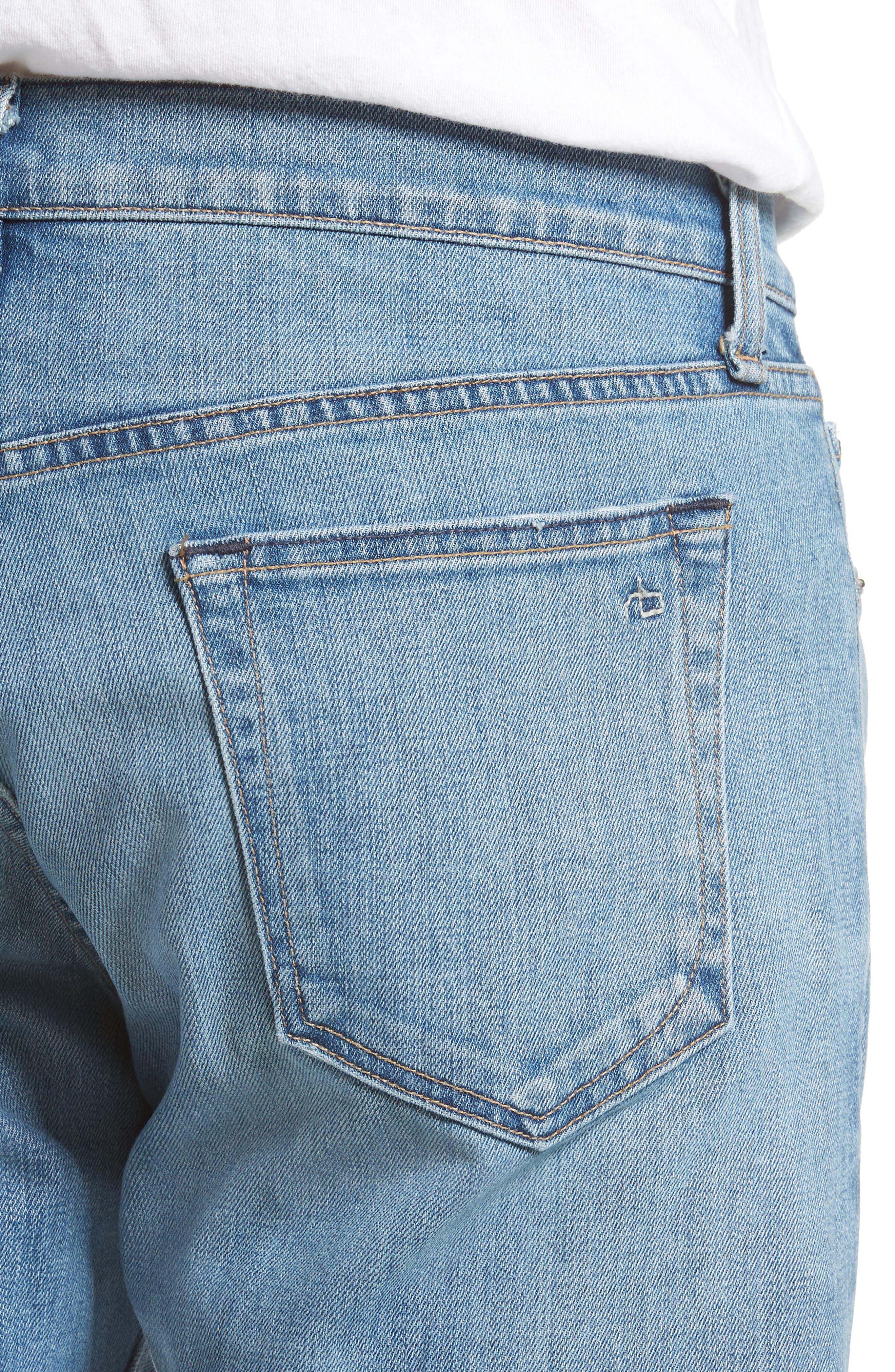 Fit 2 Slim Fit Jeans,                             Alternate thumbnail 4, color,                             PYLLE
