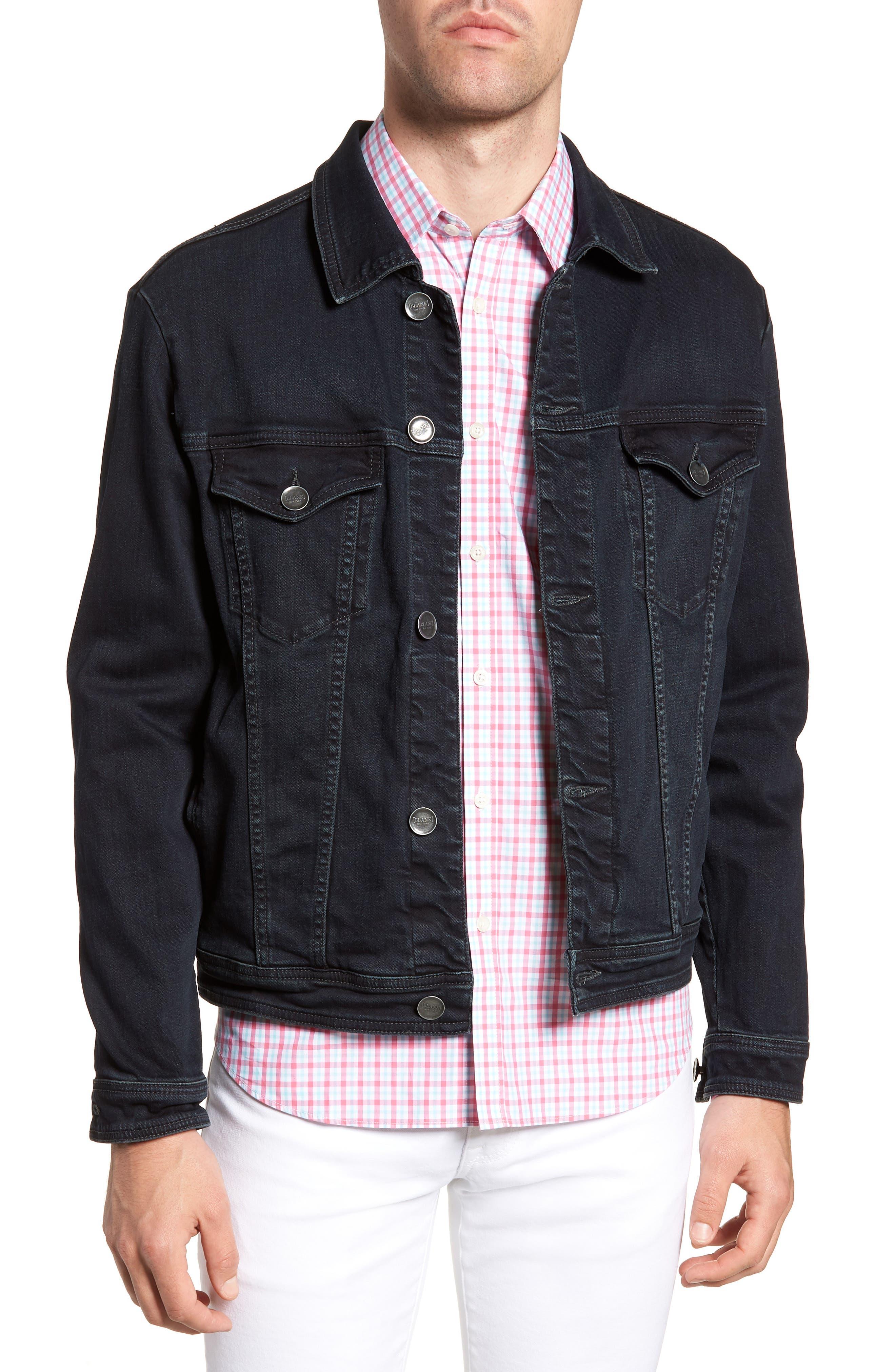 Denim Jacket,                         Main,                         color, 409