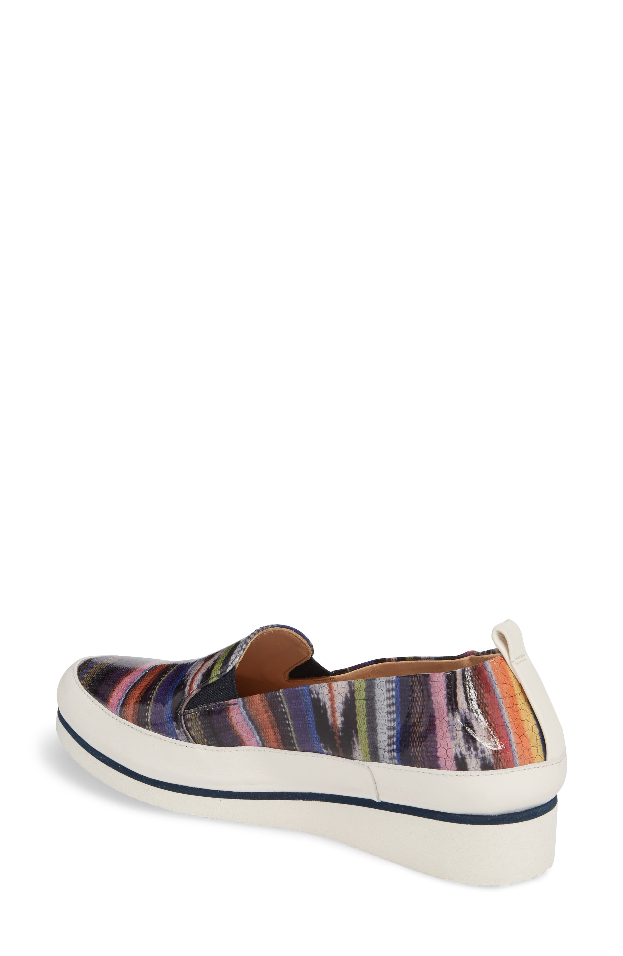Nell Slip-On Sneaker,                             Alternate thumbnail 9, color,