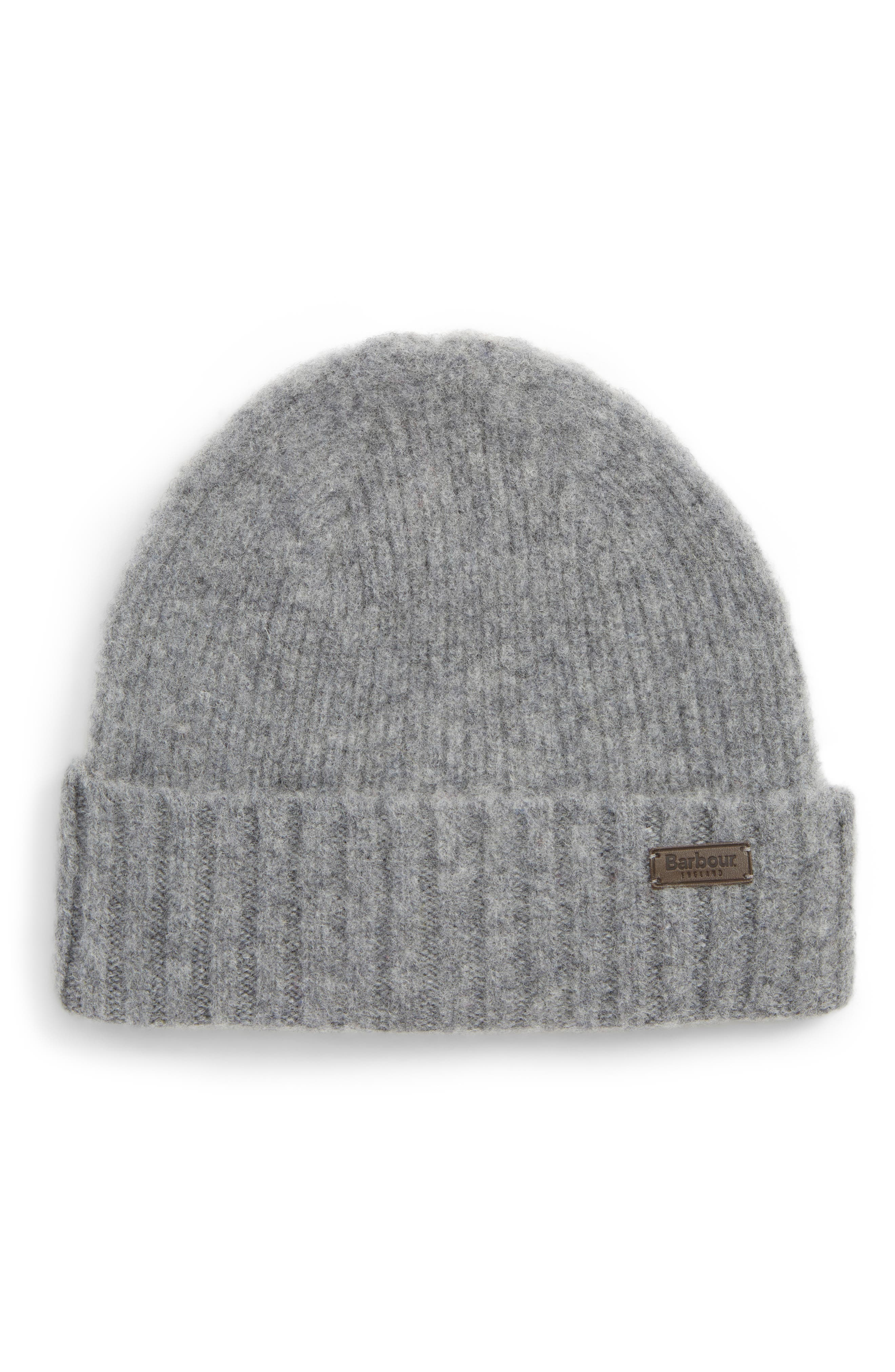 Danby Beanie Hat,                         Main,                         color, GREY