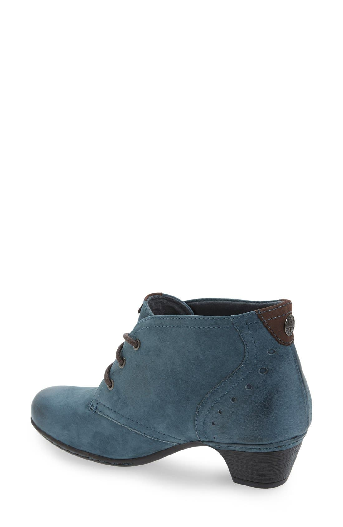 Aria Leather Boot,                             Alternate thumbnail 2, color,                             400