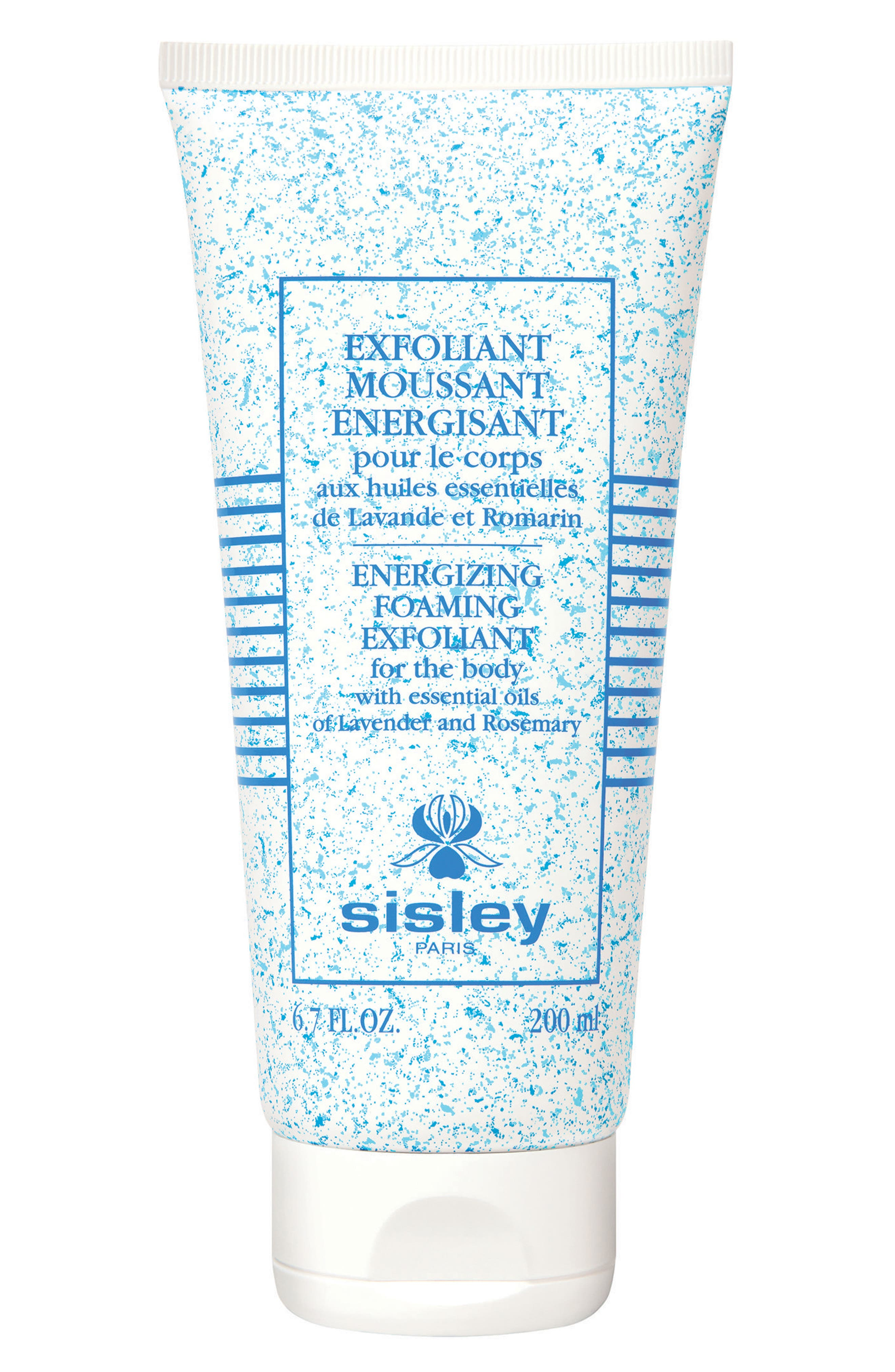 Energizing Foaming Exfoliant for the Body,                         Main,                         color, NO COLOR