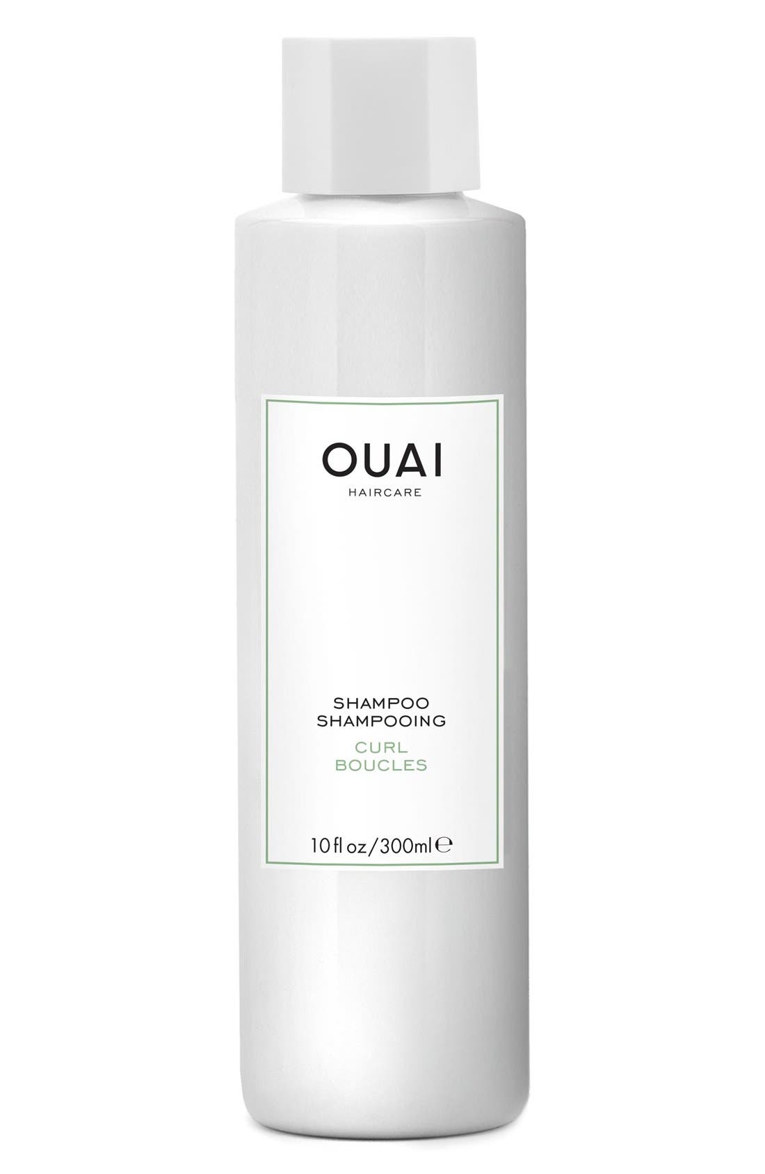 OUAI Curl Shampoo, Main, color, NO COLOR