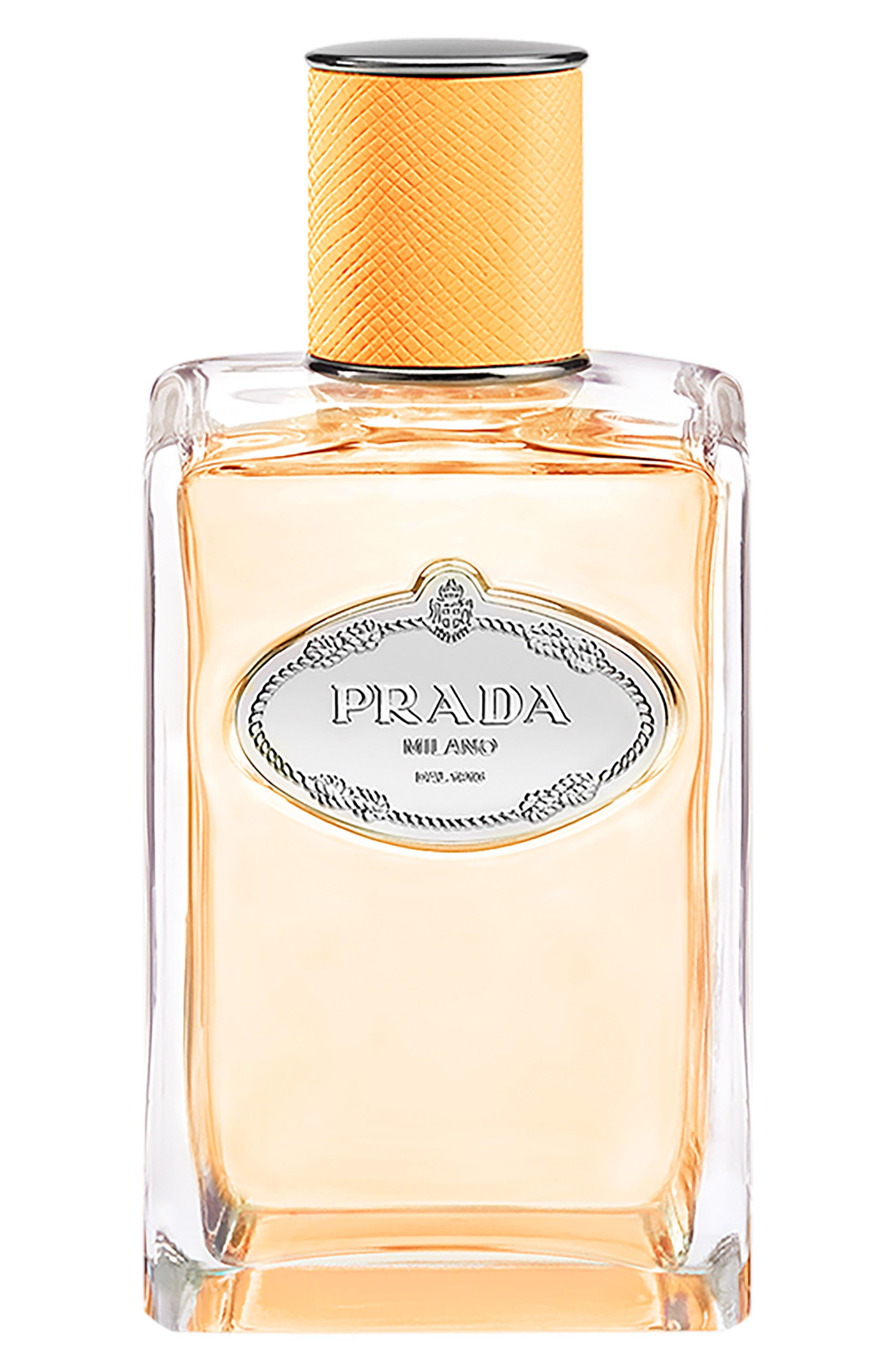 PRADA,                             Les Infusions Mandarine Eau de Parfum,                             Main thumbnail 1, color,                             NO COLOR