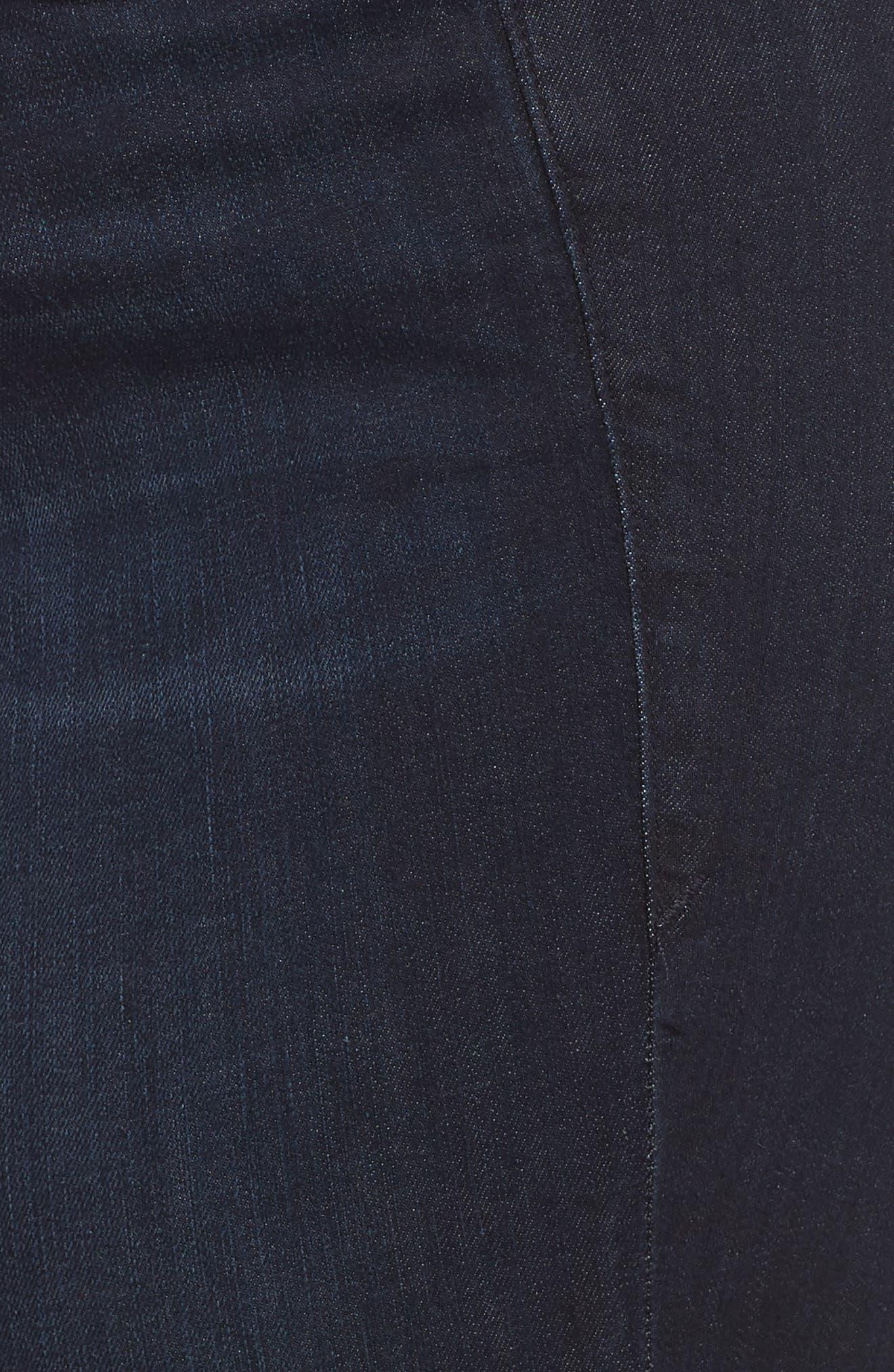 GOOD AMERICAN,                             Good Legs High Waist Skinny Jeans,                             Alternate thumbnail 12, color,                             BLUE224