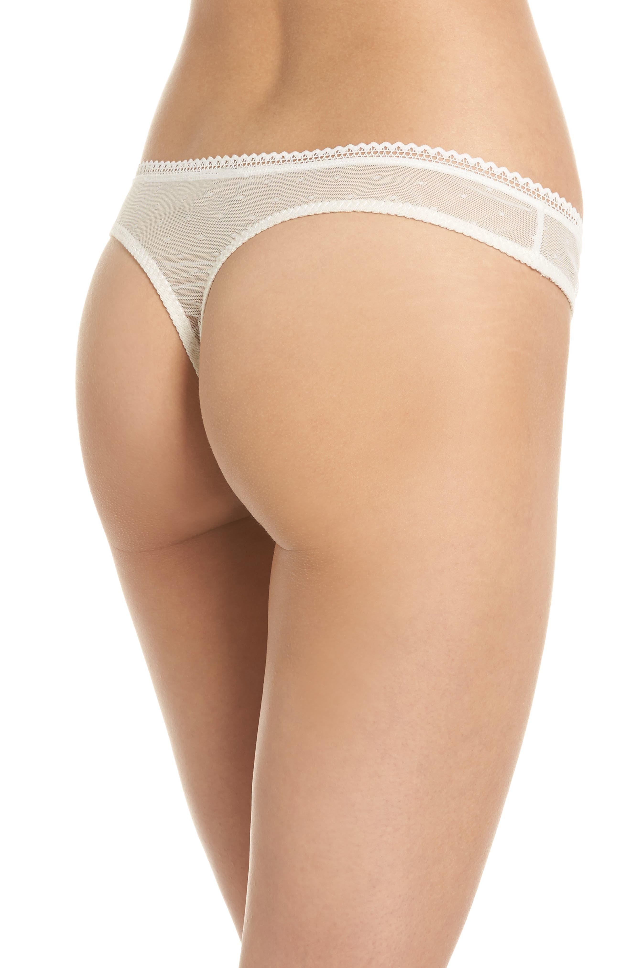 Thistle & Spire All Wrapped Up Thong,                             Alternate thumbnail 6, color,