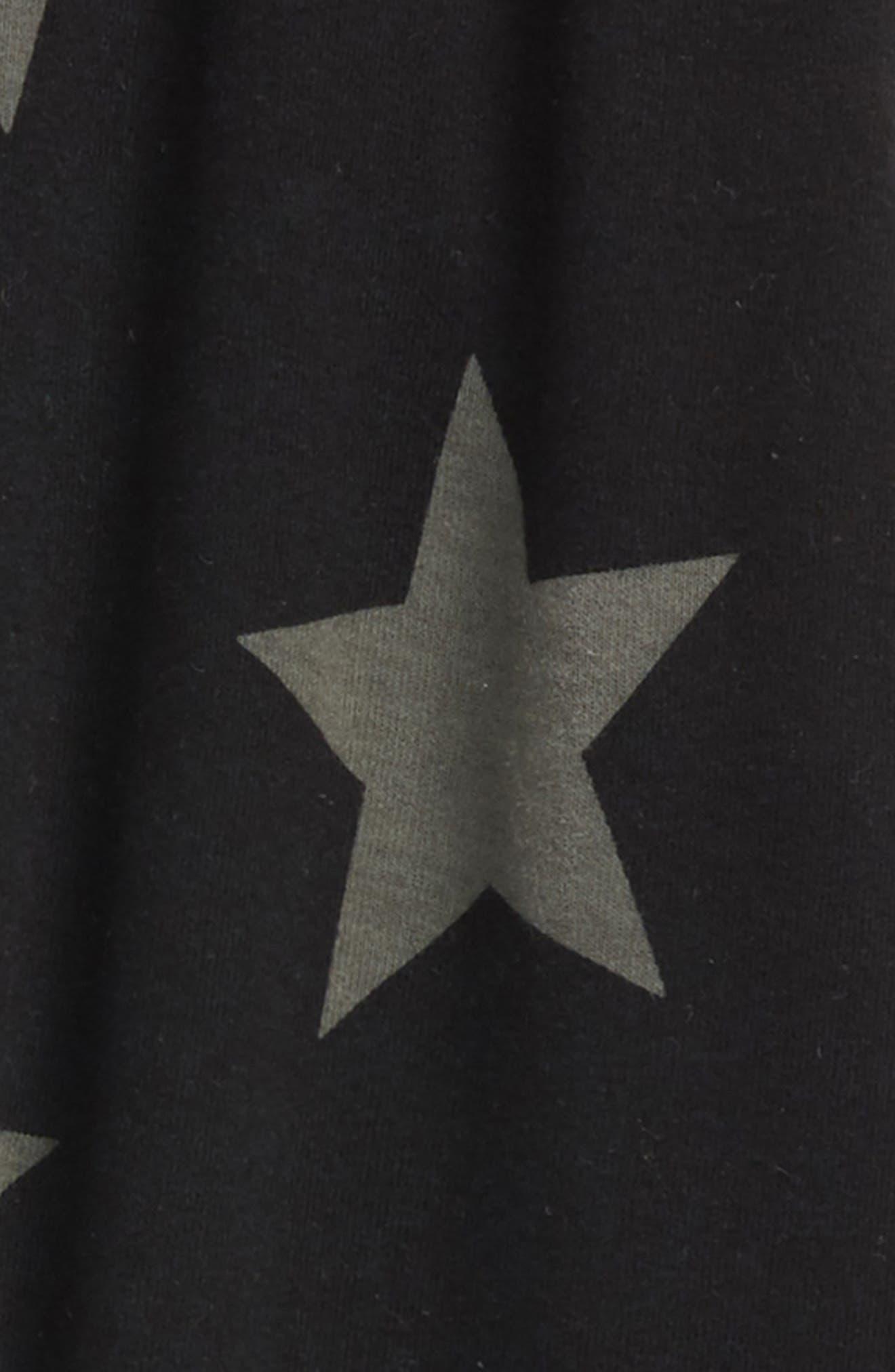 Star Baggy Pants,                             Alternate thumbnail 2, color,                             001