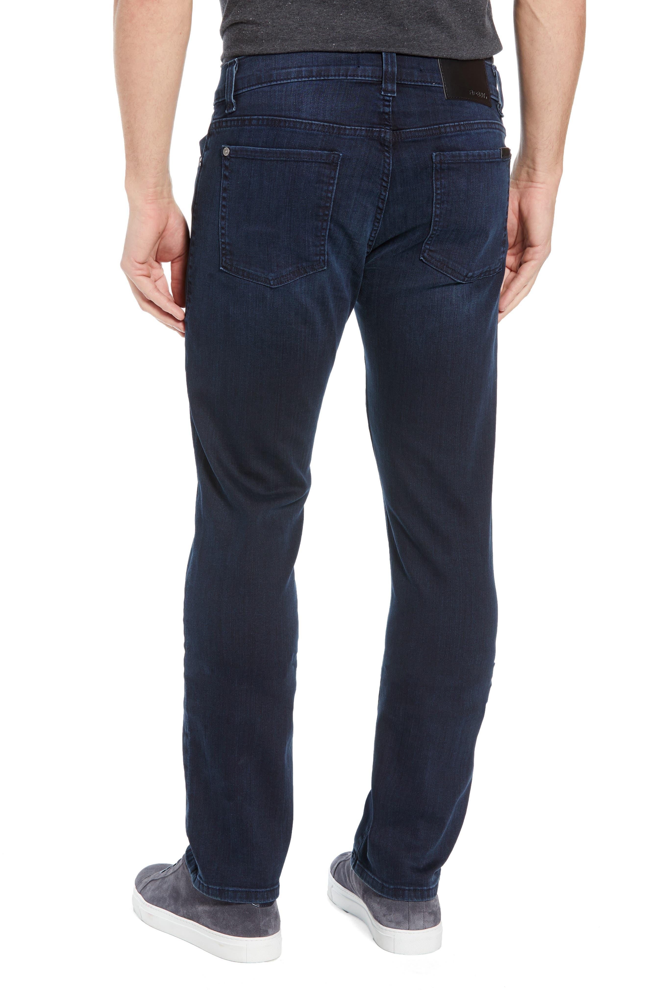 Impala Straight Leg Jeans,                             Alternate thumbnail 2, color,                             GENESIS