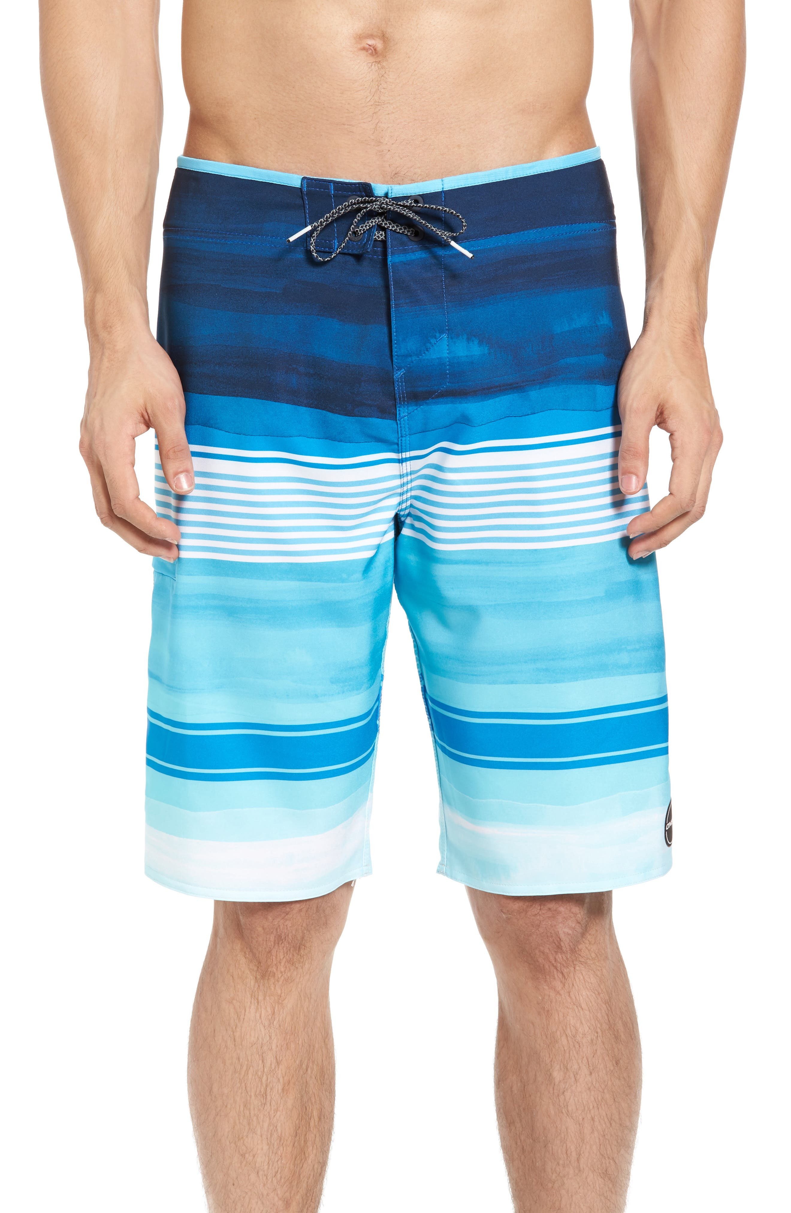 Hyperfreak Heist Board Shorts,                             Main thumbnail 4, color,