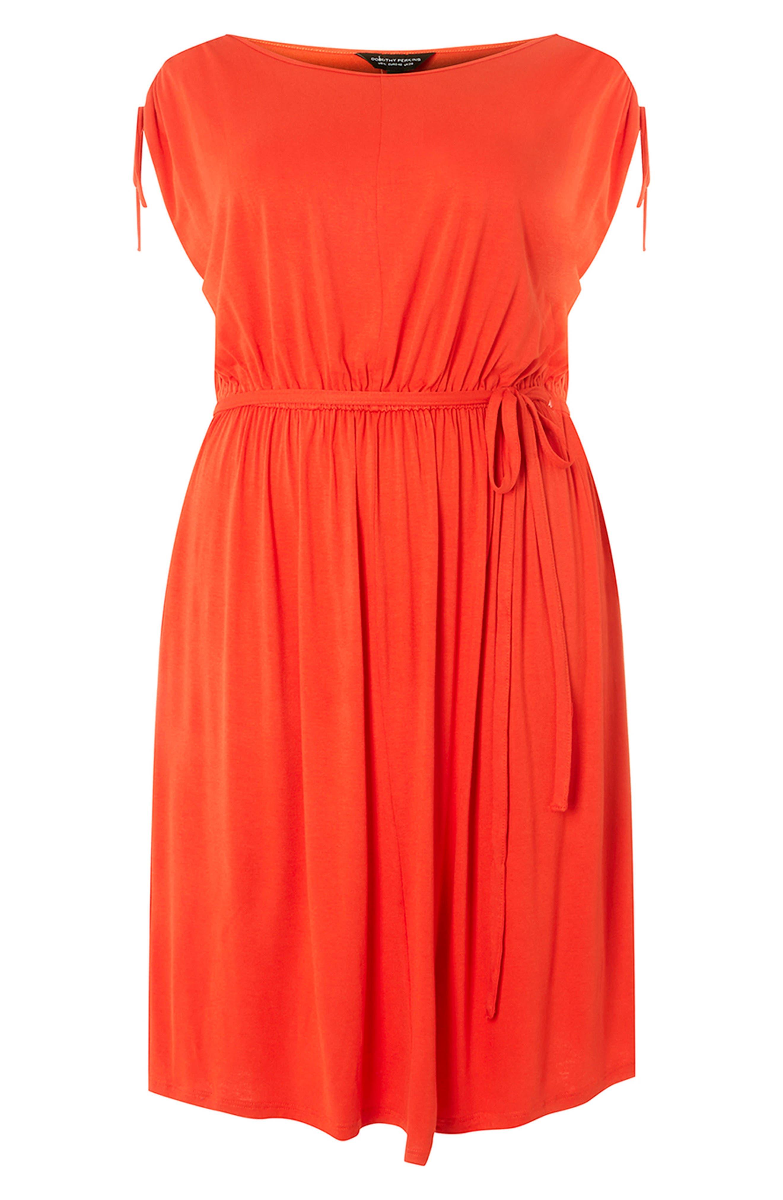 Jersey A-Line Dress,                             Alternate thumbnail 7, color,                             950