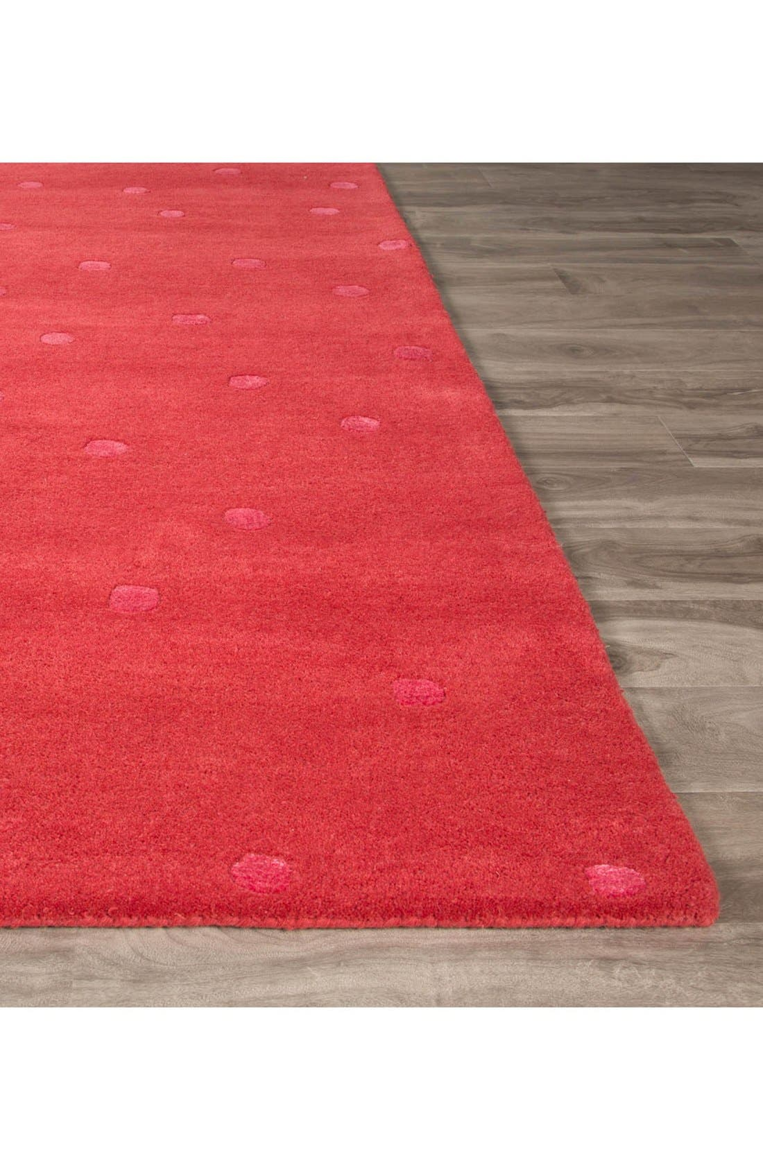 'gramercy - dots' rug,                             Alternate thumbnail 9, color,