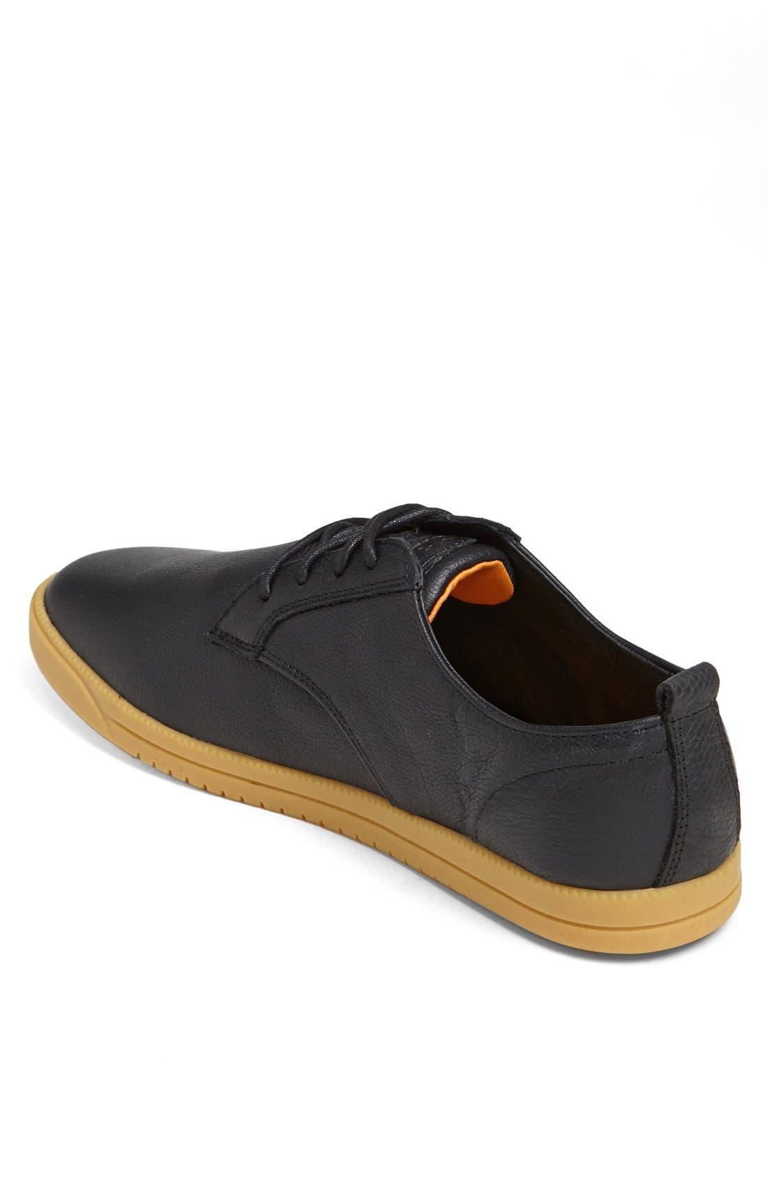 CLAE,                             'Ellington' Sneaker,                             Alternate thumbnail 3, color,                             001