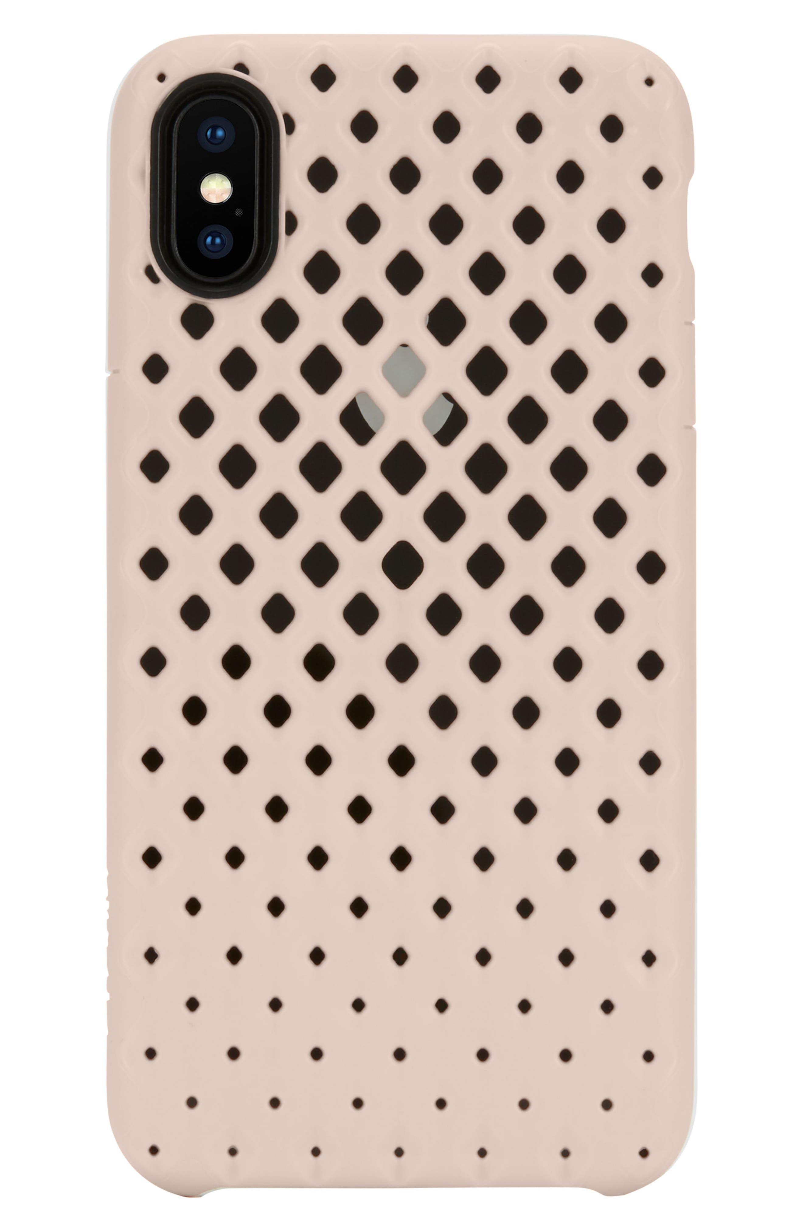 Lite iPhone iPhone X & Xs Case,                             Alternate thumbnail 24, color,